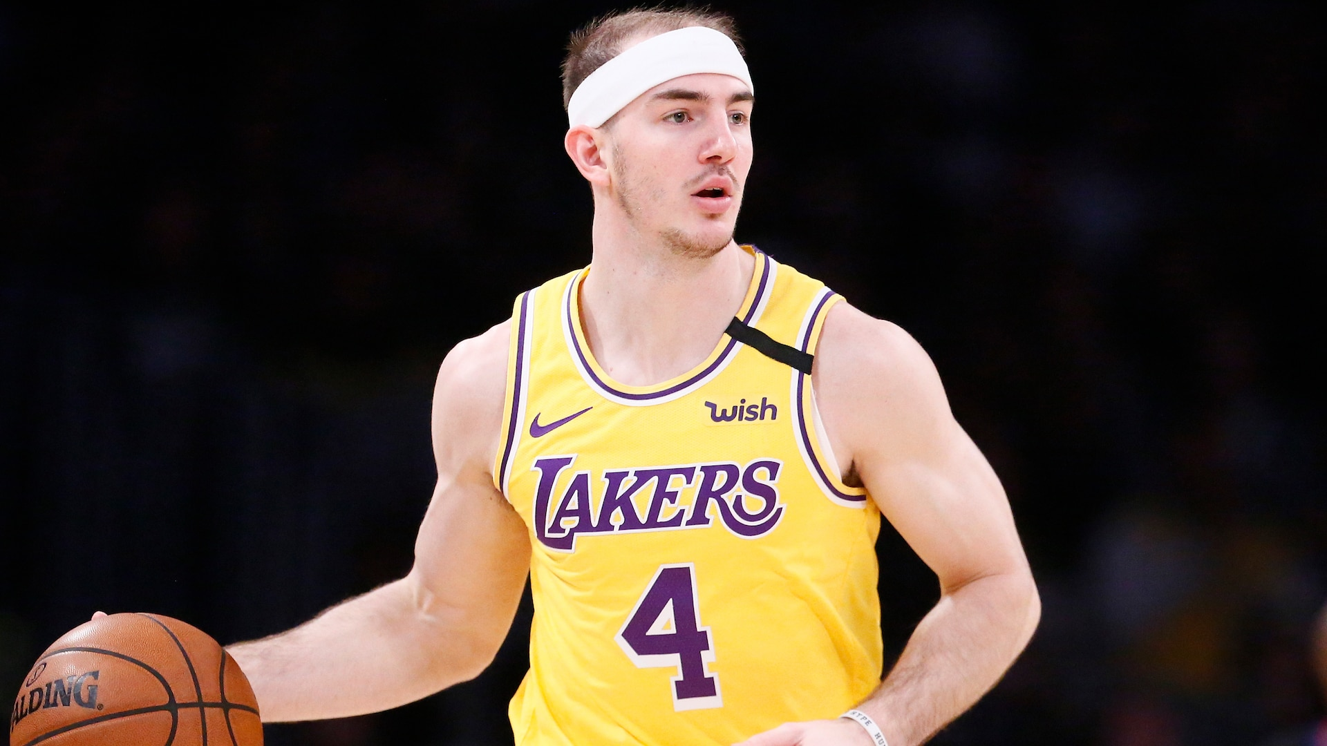 Friday's notebook: Alex Caruso more than just a fan favorite