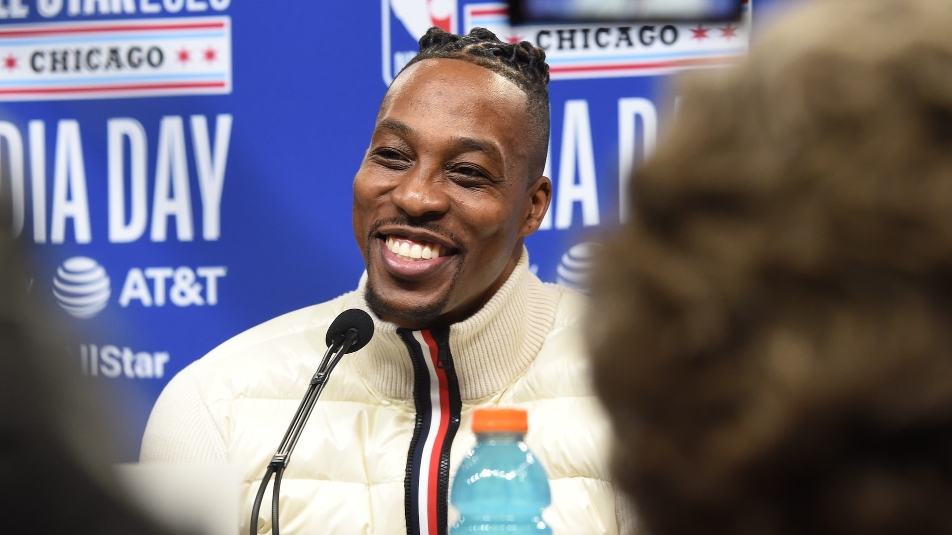 Dwight Howard ready to fly again on All-Star Saturday Night