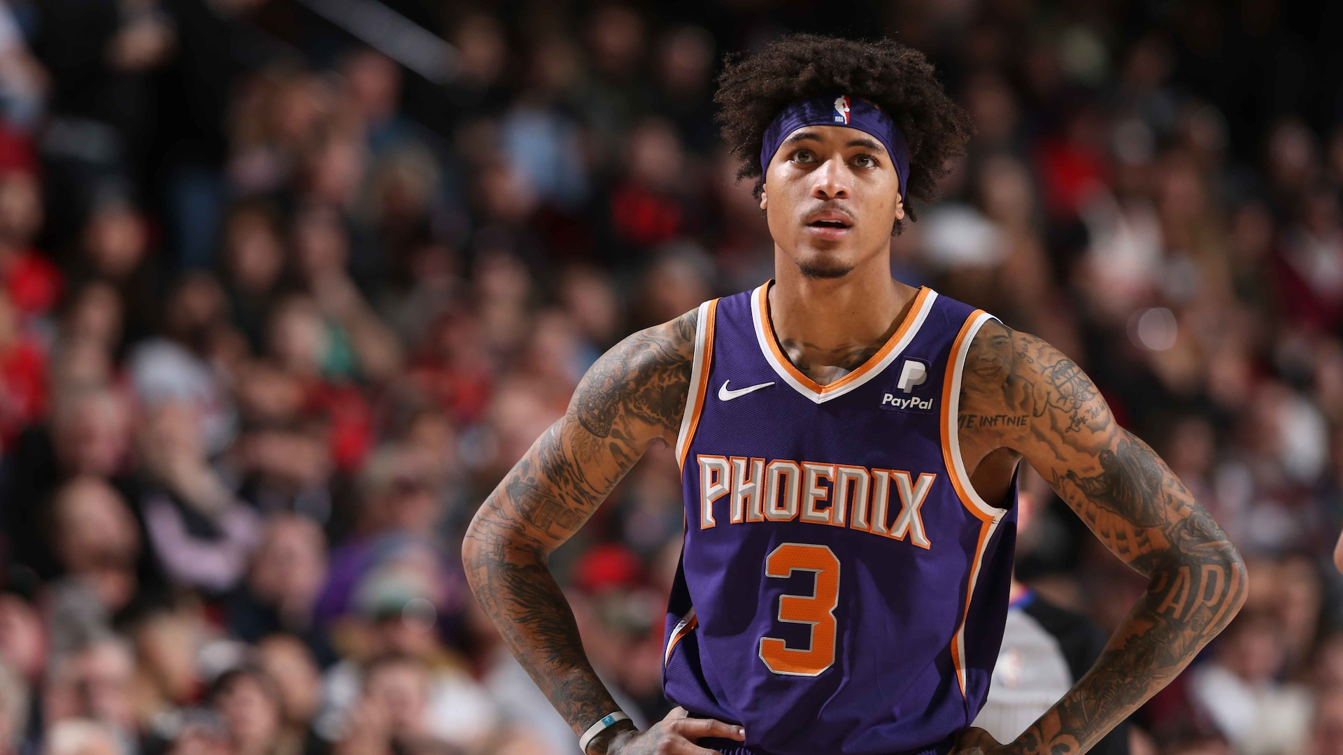Report: Suns forward Kelly Oubre Jr. suffers torn meniscus in right knee