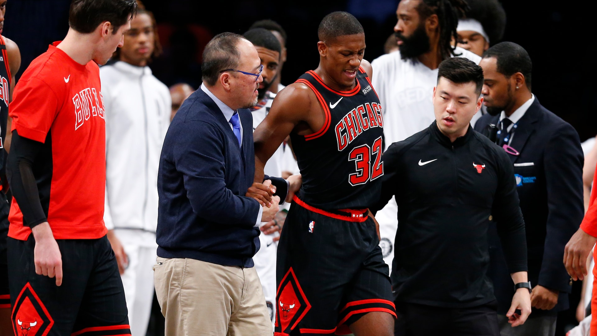 Bulls guard Kris Dunn (knee) out at least 4-6 weeks