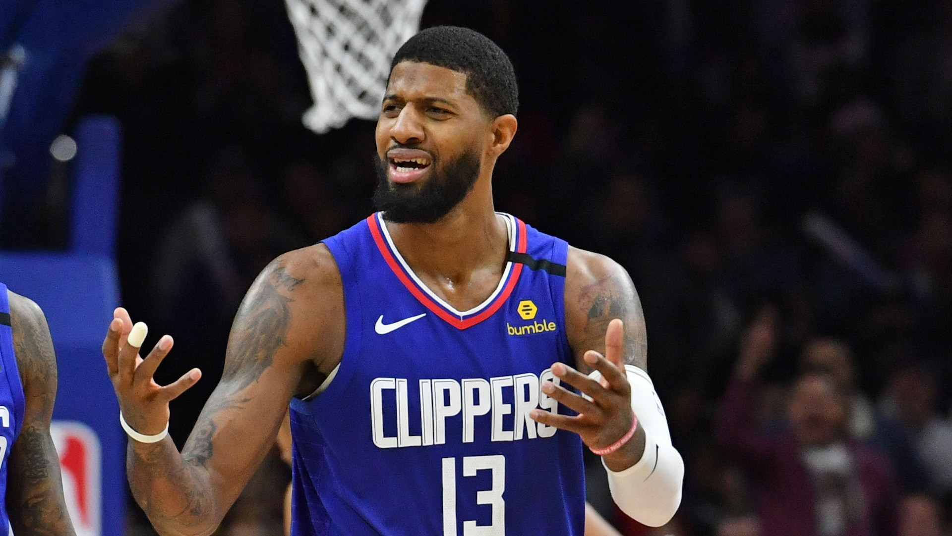 Clippers forward Paul George fined $35,000 for criticism of officiating