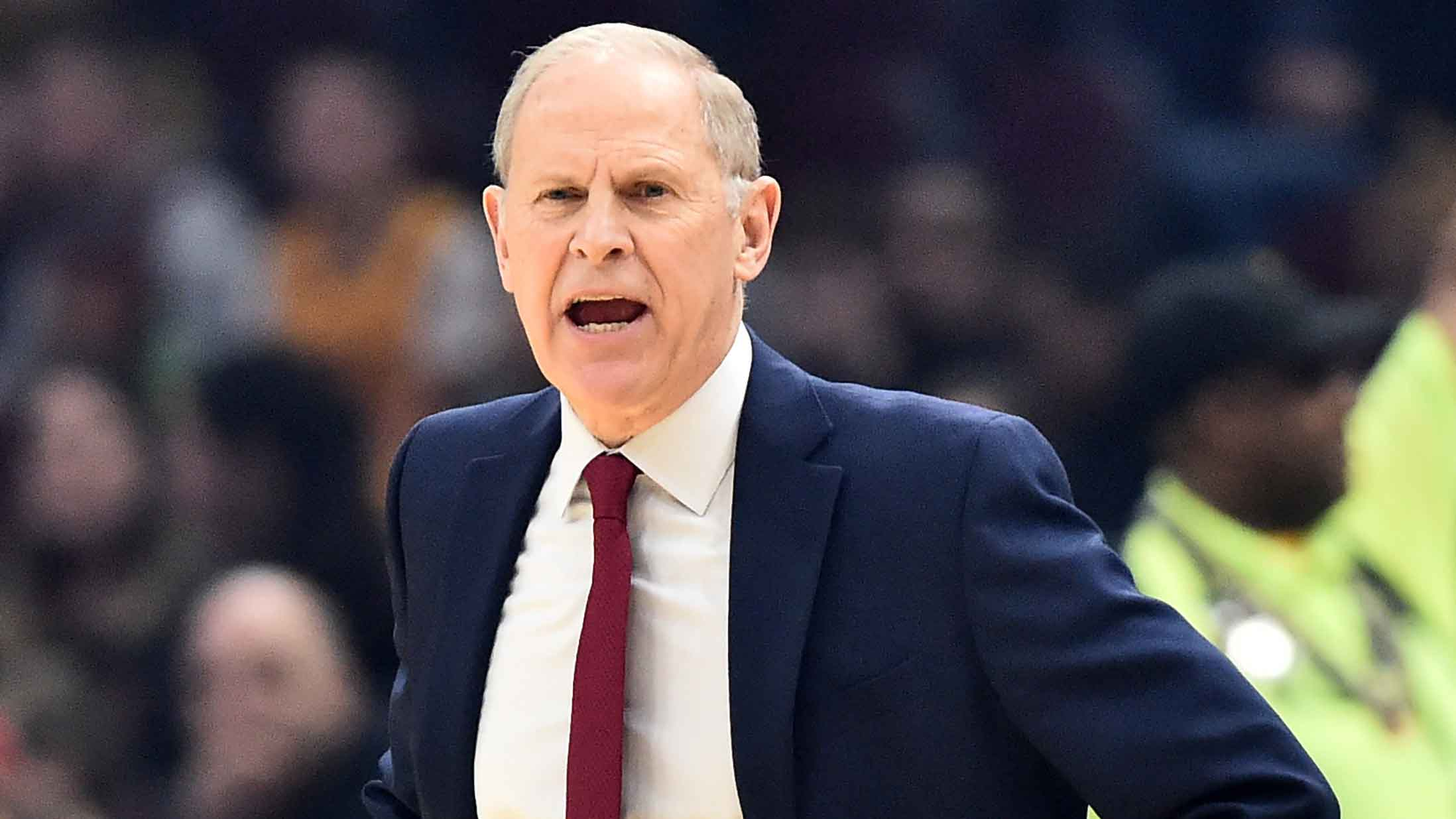 John Beilein officially steps down as Cavaliers head coach