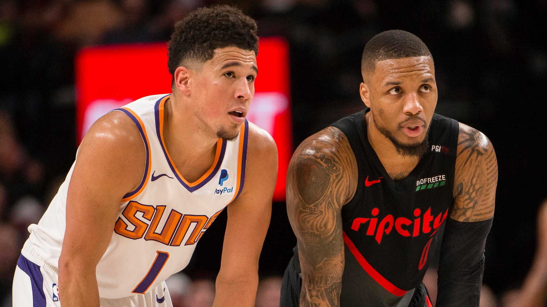Phoenix's Booker to replace Portland's Lillard in 2020 NBA All-Star Game and MTN DEW 3-Point Contest