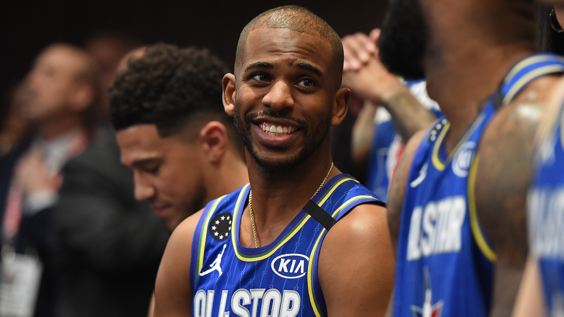 The Q&A: Chris Paul talks old vs. new NBA