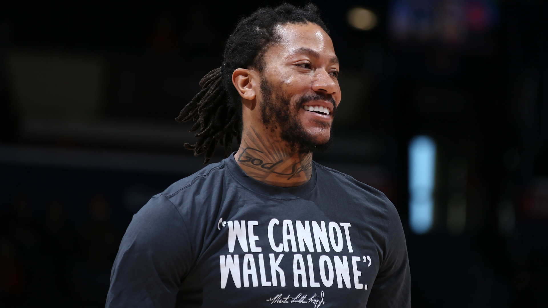 The chosen one: Derrick Rose living the dream of Chicago's fervent hoops community