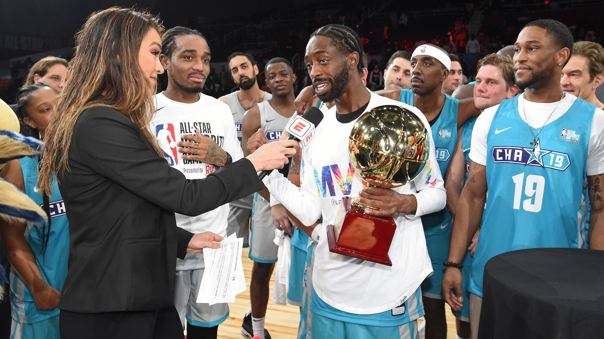 ESPN to exclusively televise 2020 NBA All-Star Celebrity Game presented by Ruffles