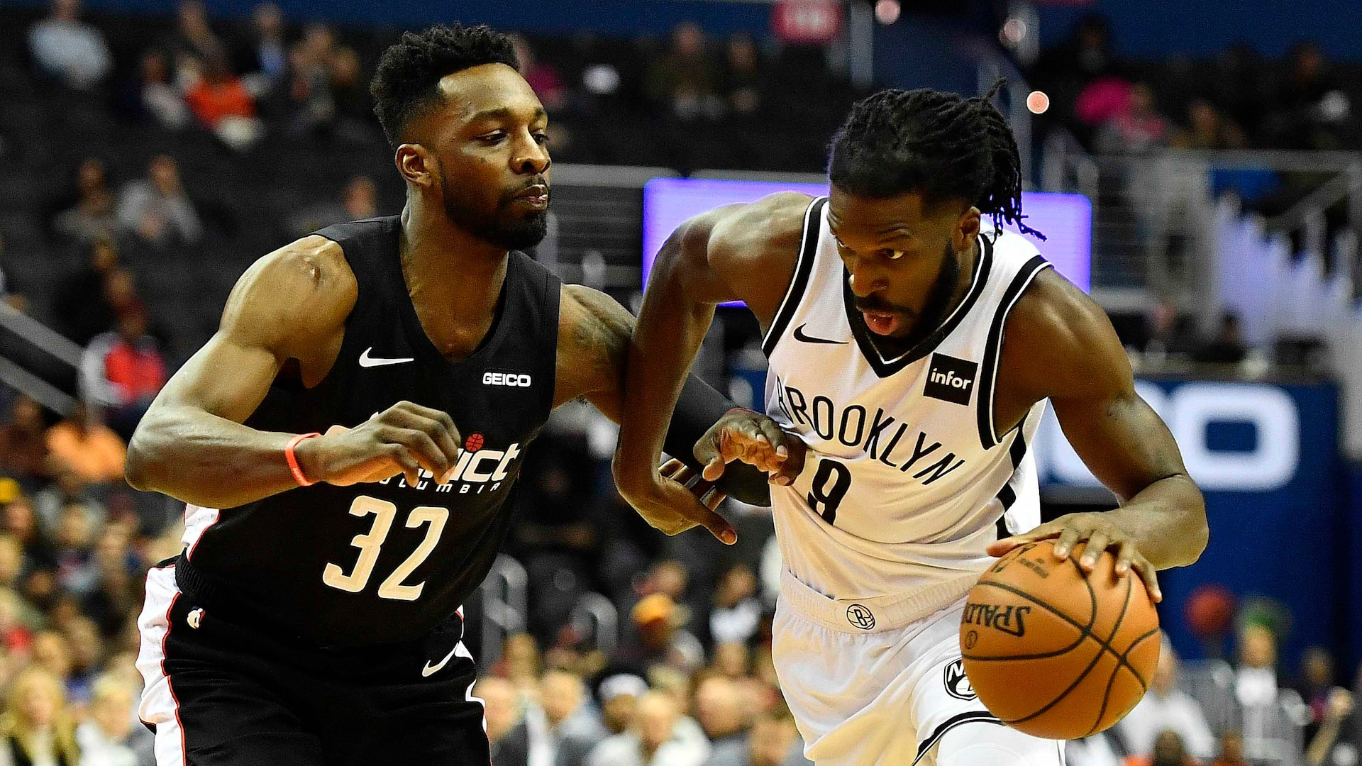Reports: Jeff Green, DeMarre Carroll to sign with Houston Rockets