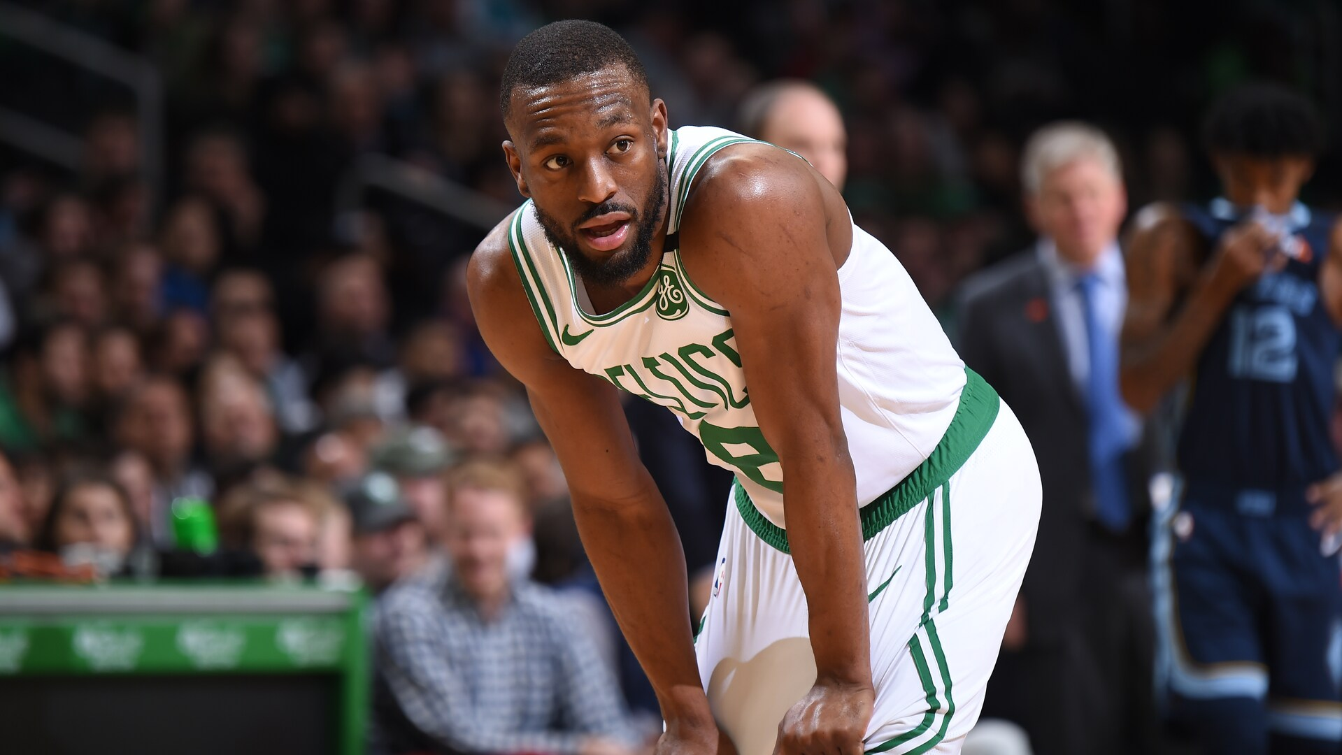 Celtics' Kemba Walker to miss at least 2 games with sore left knee