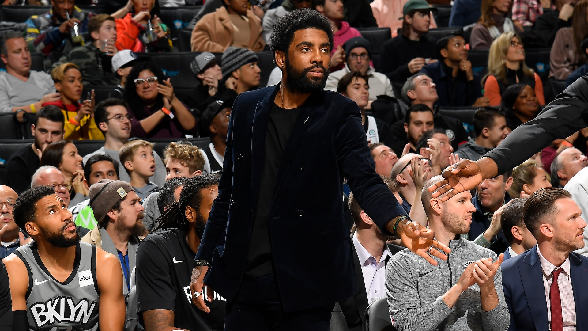 Kyrie Irving elected to NBPA Executive Committee as Vice President