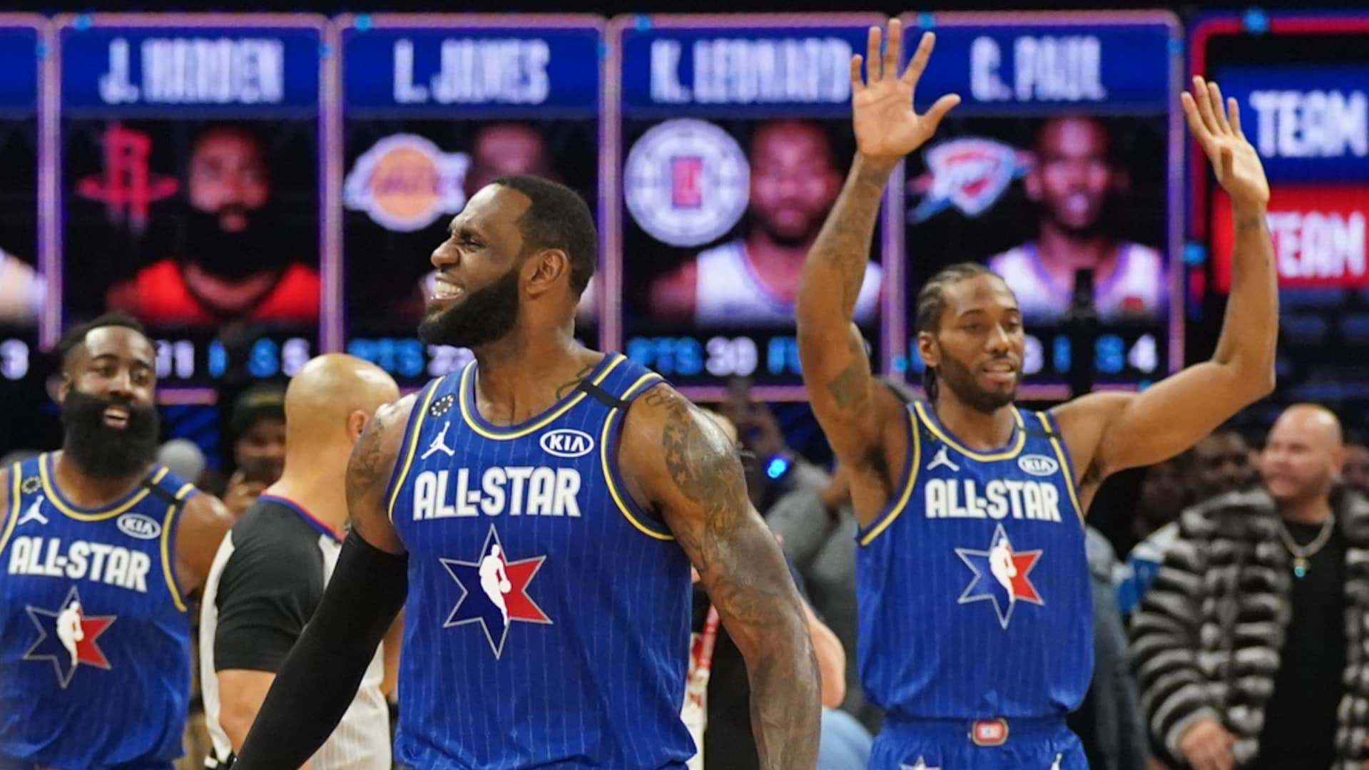 Ratings for NBA All-Star Game rise by 8 percent