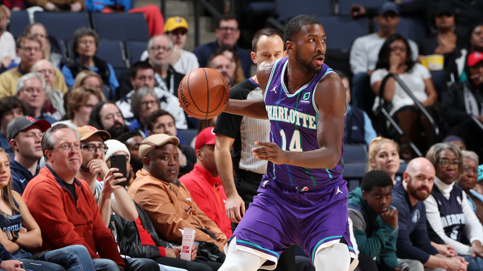 Hornets waive forward Michael Kidd-Gilchrist
