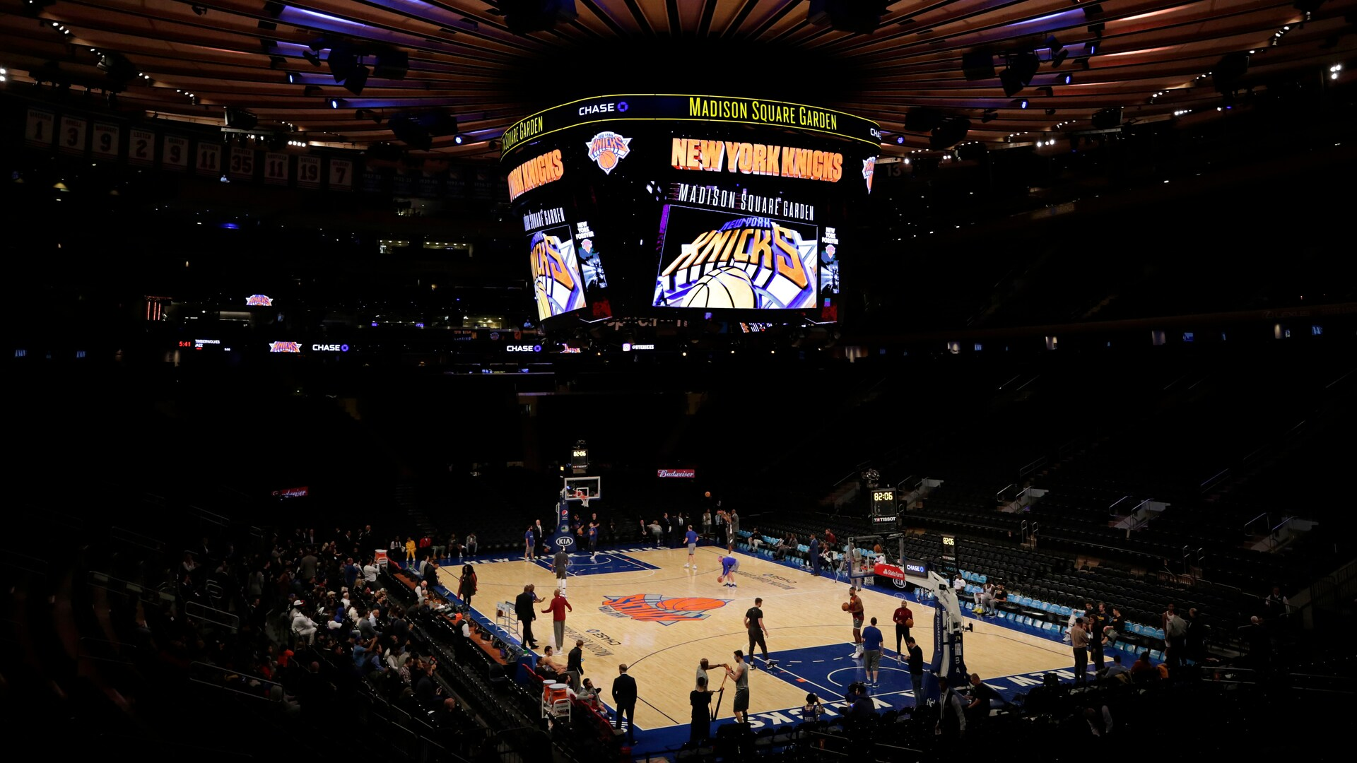 Reports: Knicks plan to hire Leon Rose as new team president