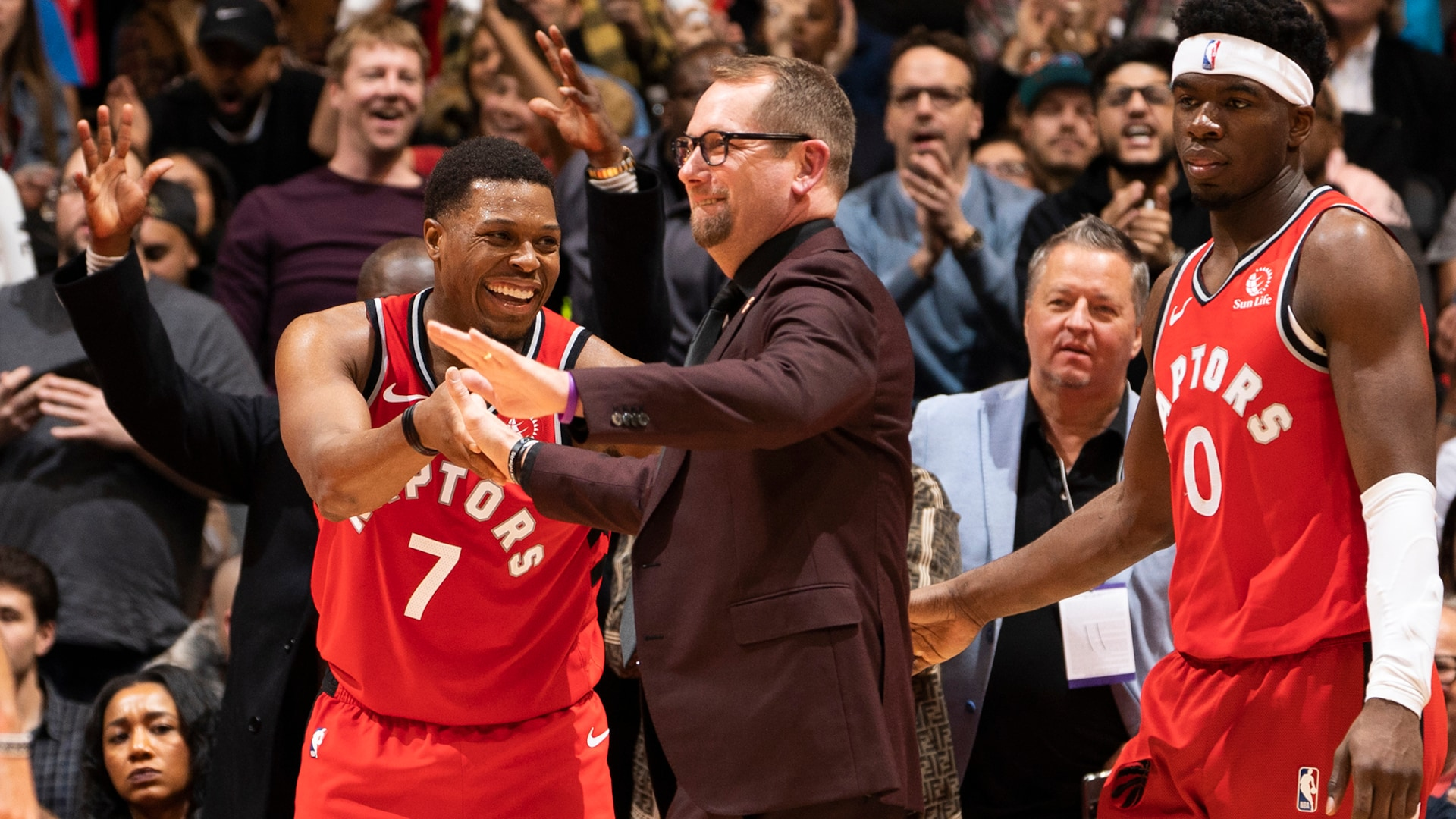 Kia MVP Ladder mailbag: Raptors keep rolling behind coach Nick Nurse