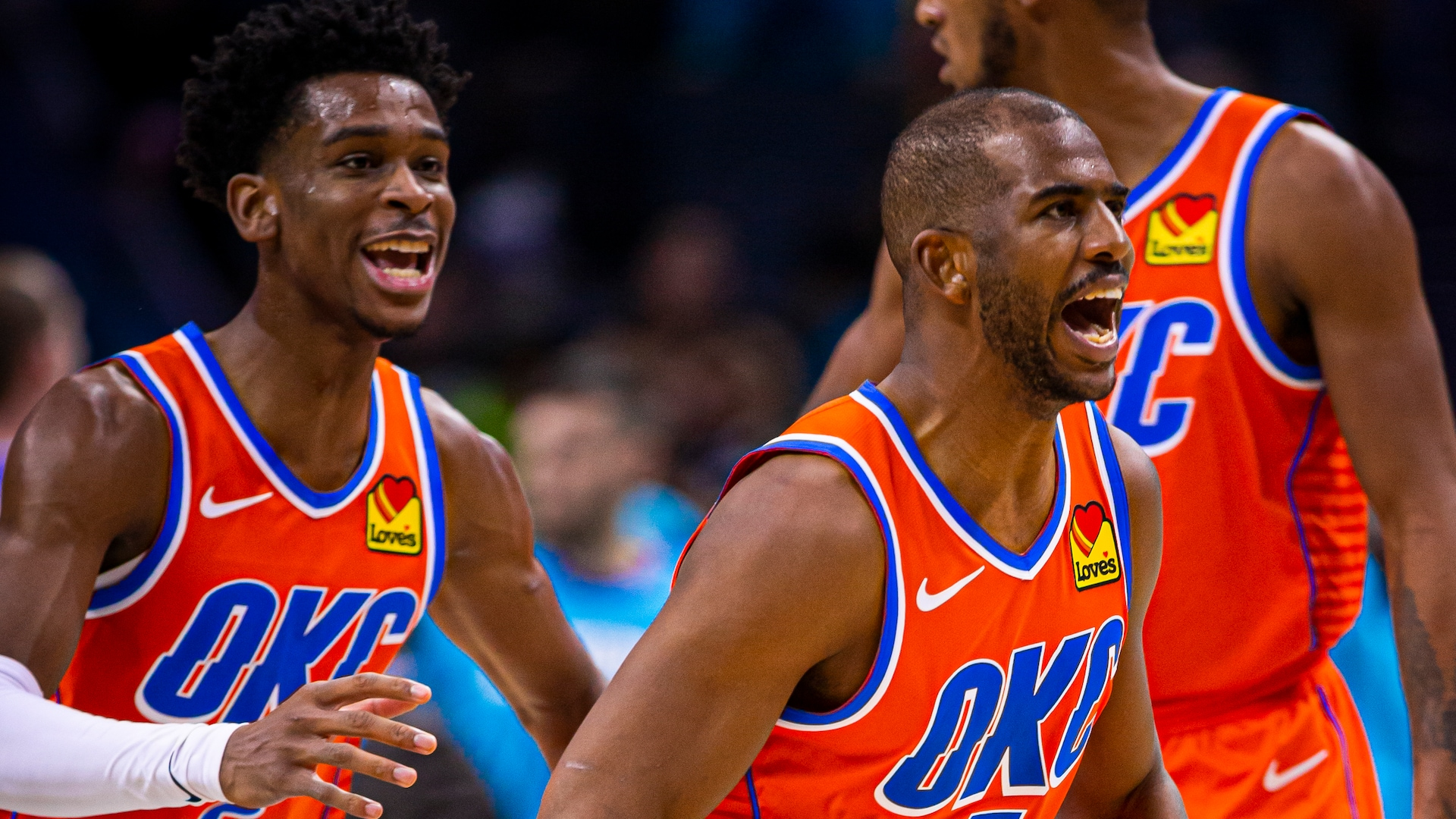 Thunder keep on scampering past expectations