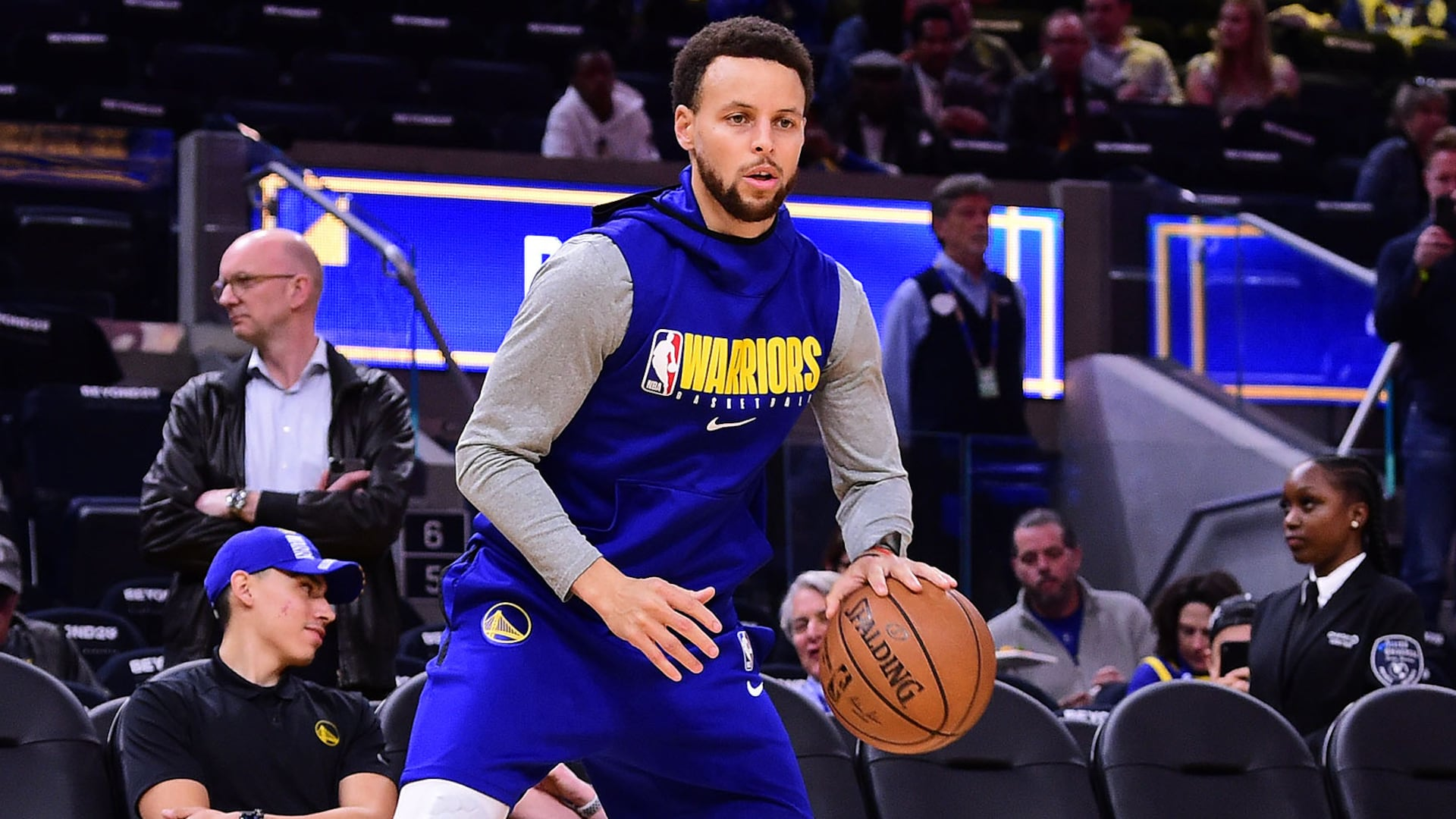 Warriors' Stephen Curry cleared for contact, targeting March 1 for return