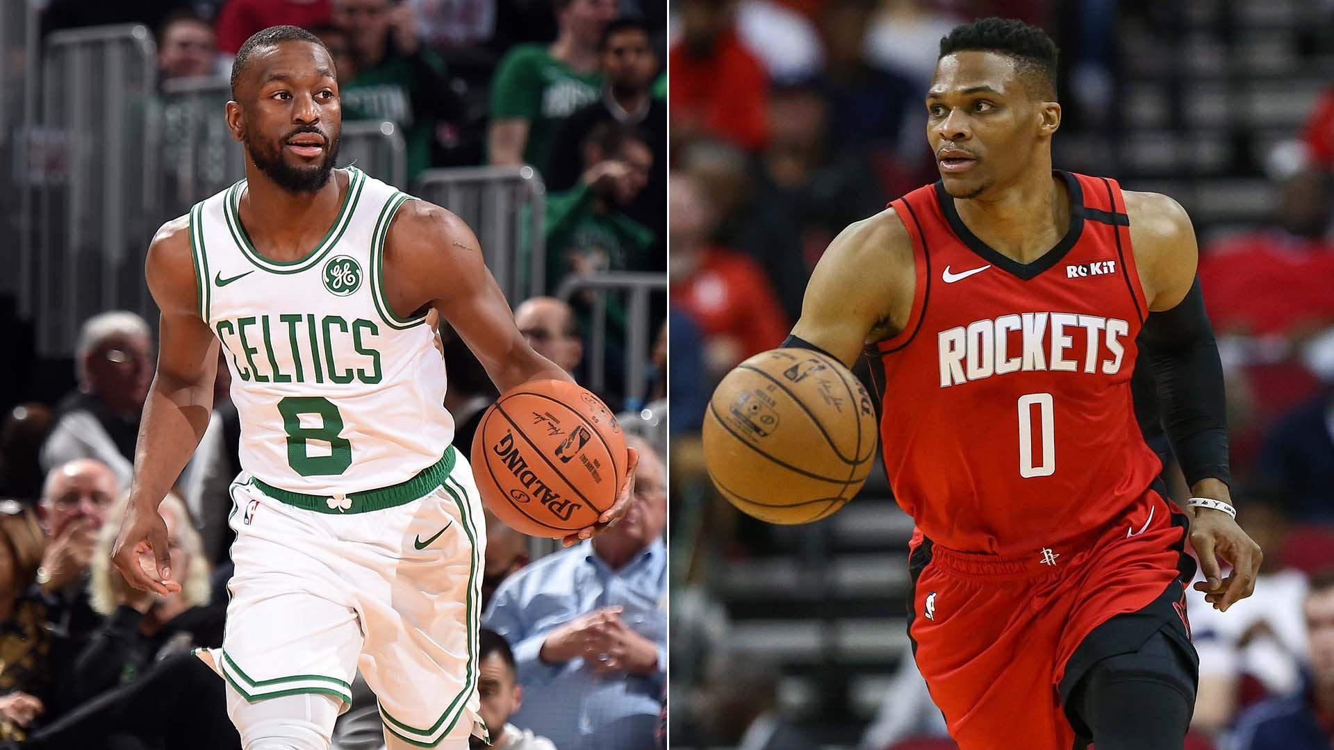 5 Can't-Miss Matchups: Kemba Walker vs. Russell Westbrook