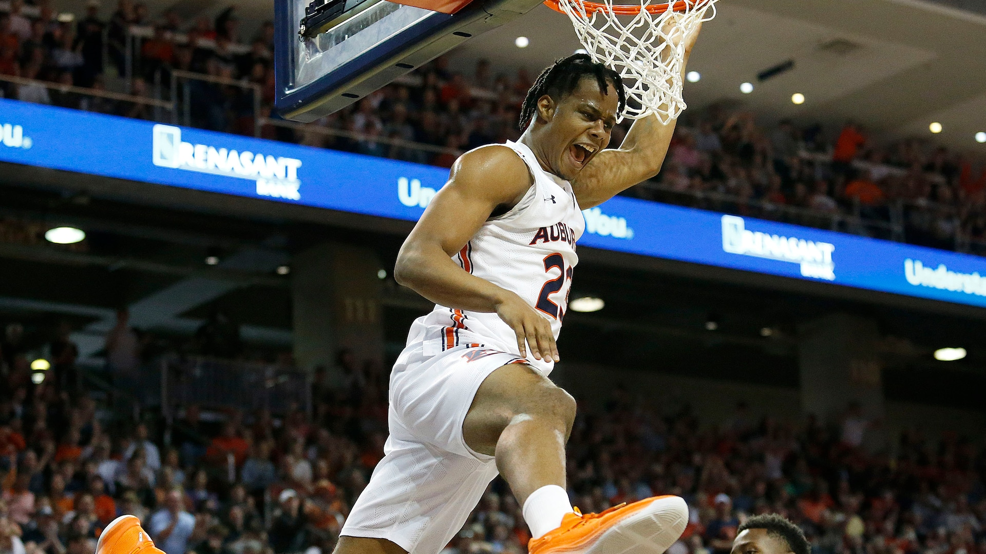 Auburn forward Isaac Okoro not about to back down from challenge of NBA