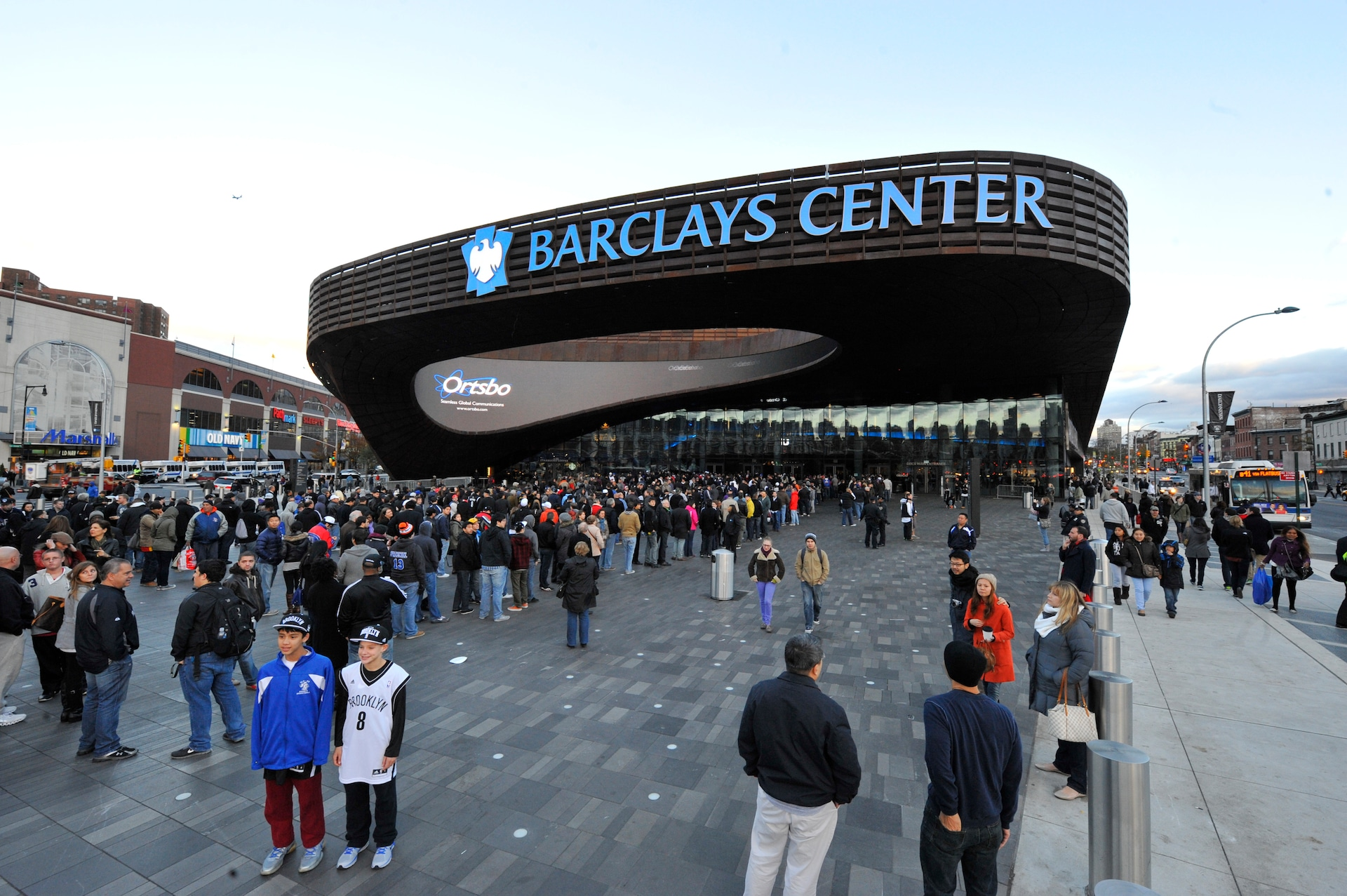 Statement from Brooklyn Nets, Barclays Center