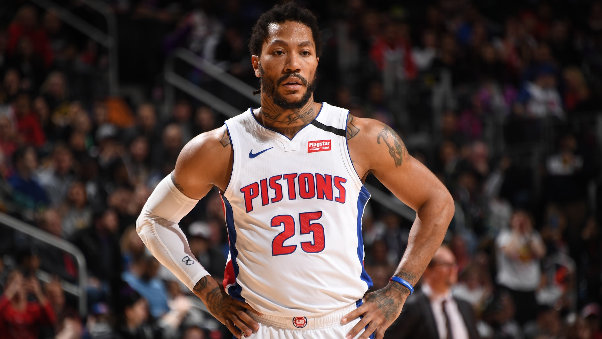 Derrick Rose (ankle) expected to miss 2 weeks