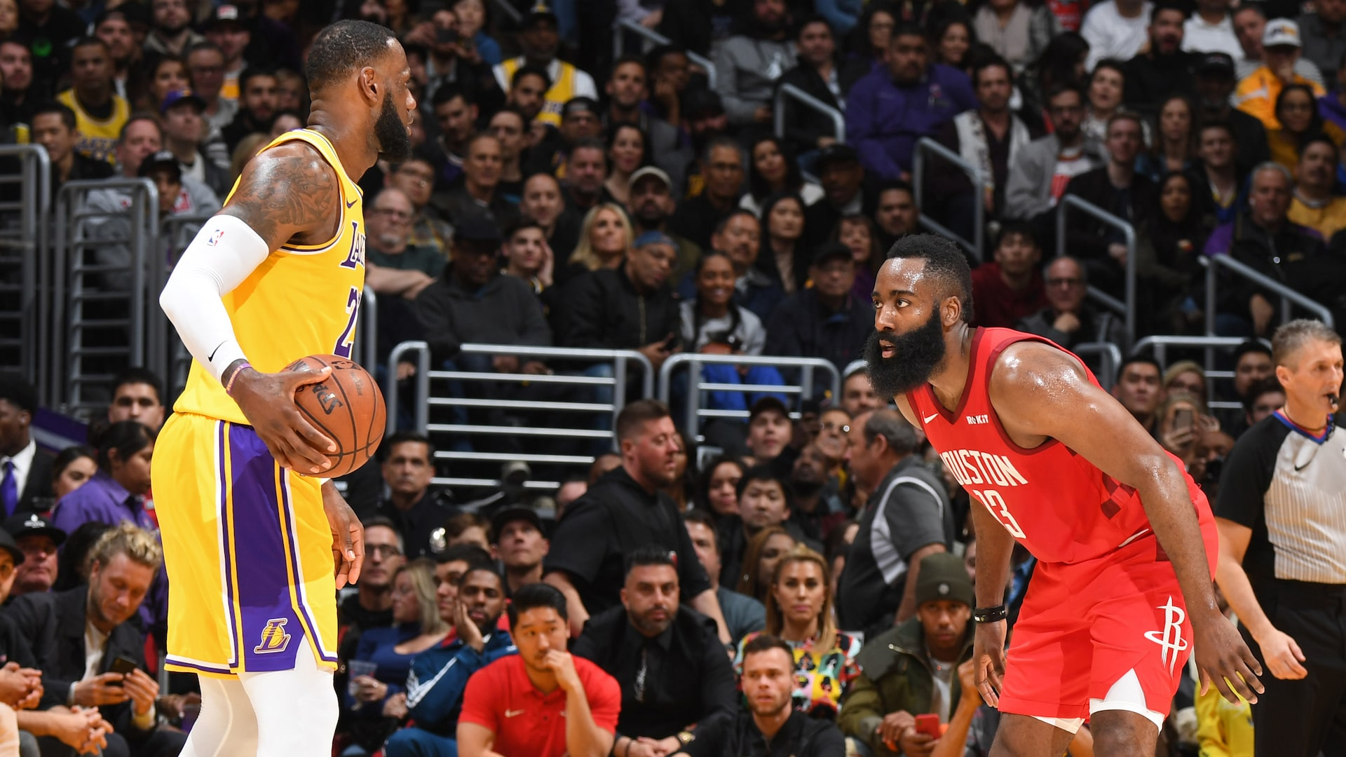 5 Can't-Miss Matchups: James Harden vs. LeBron James