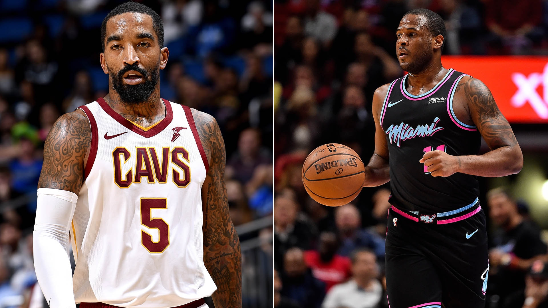 Reports: Lakers to work out Dion Waiters, JR Smith