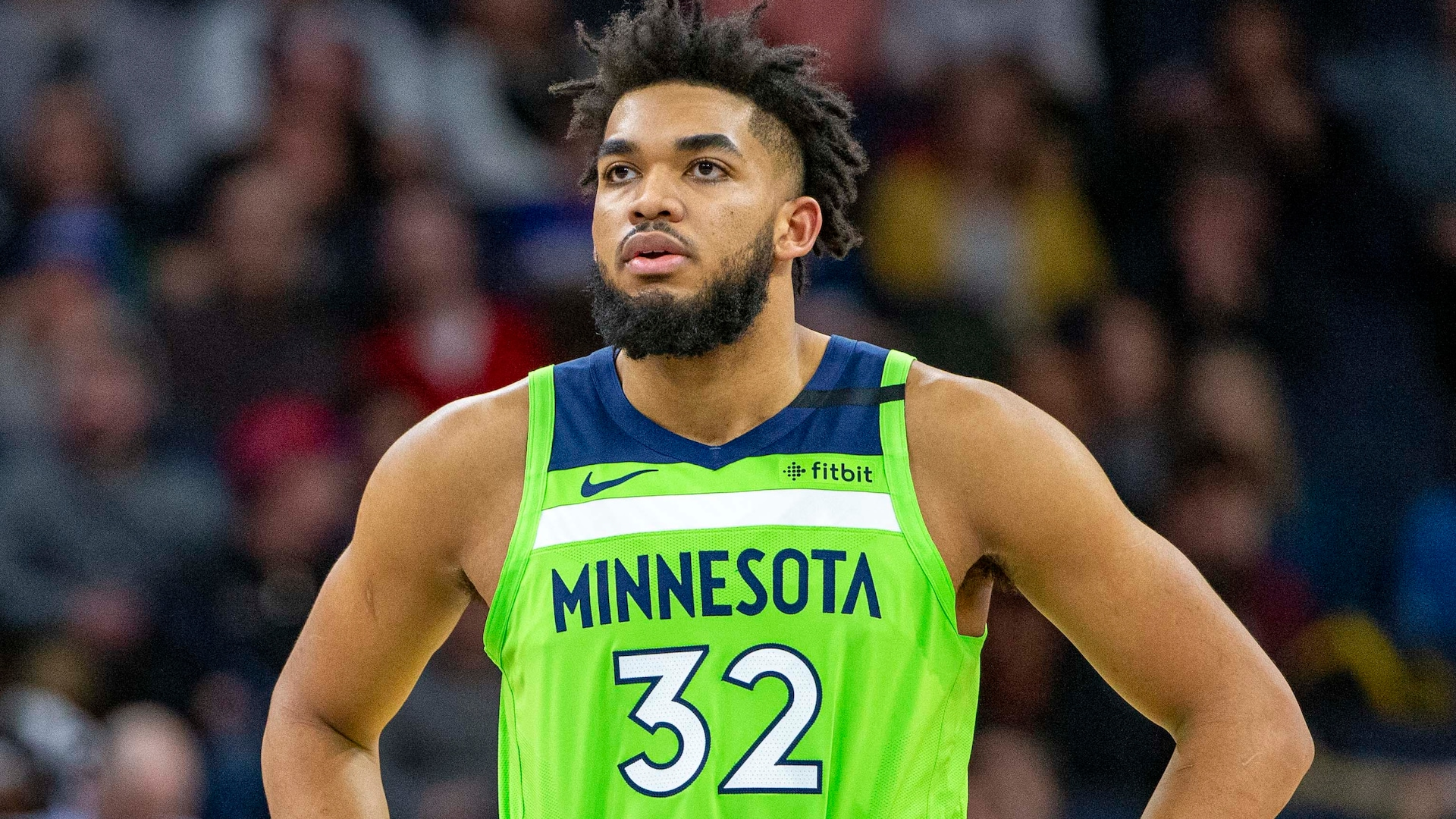 Karl-Anthony Towns says mom in medically induced coma