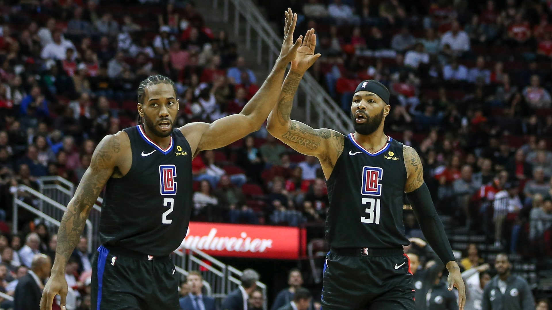 Size matters: Clippers neutralize Rockets' small-ball system