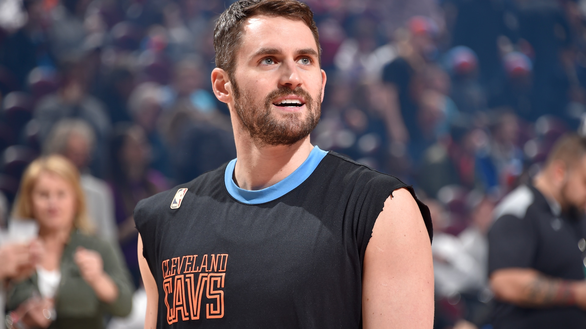 Kevin Love: Time for players to 'be more than just athletes'