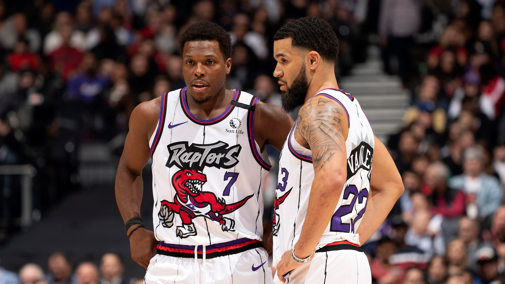 Raptors say all of travel party tested negative for COVID-19