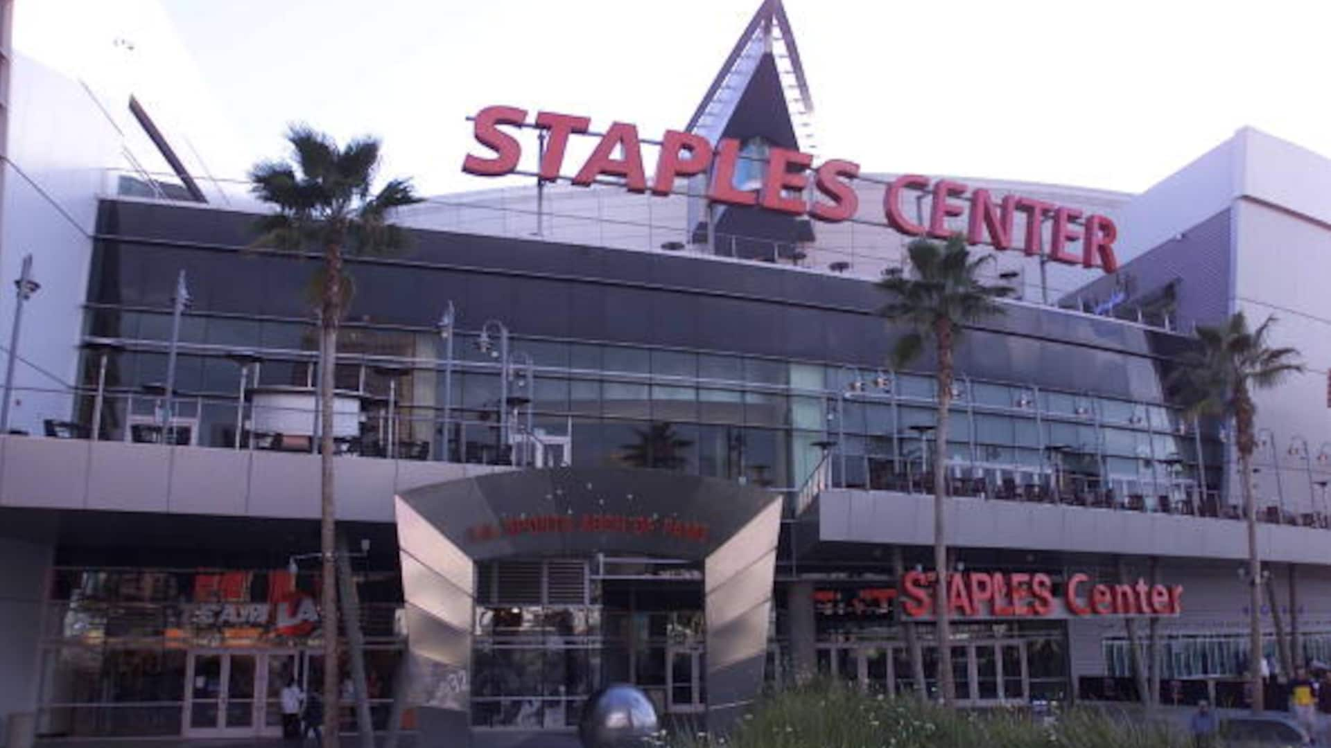 LA Clippers, LA Kings, Los Angeles Lakers, Staples Center create hourly employee fund