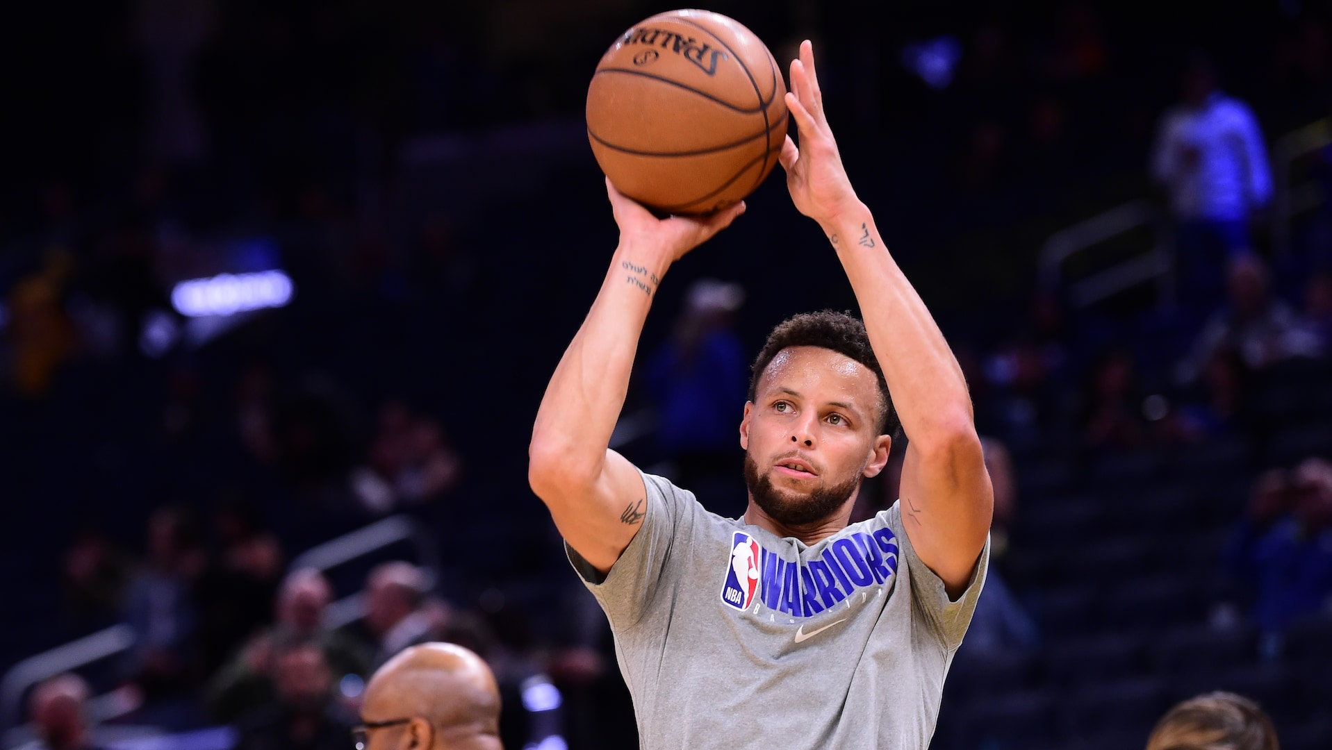 Steve Kerr says Stephen Curry's return Thursday is 'a possibility'