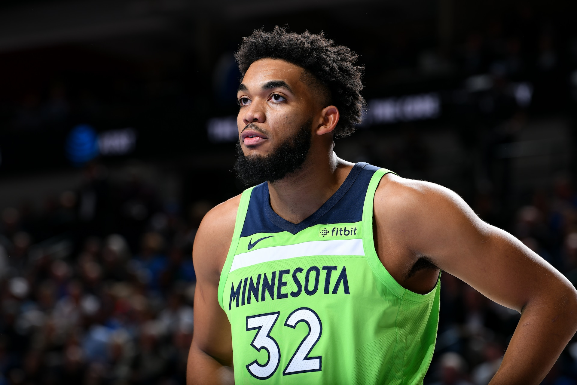 Statement on donation from Karl-Anthony Towns