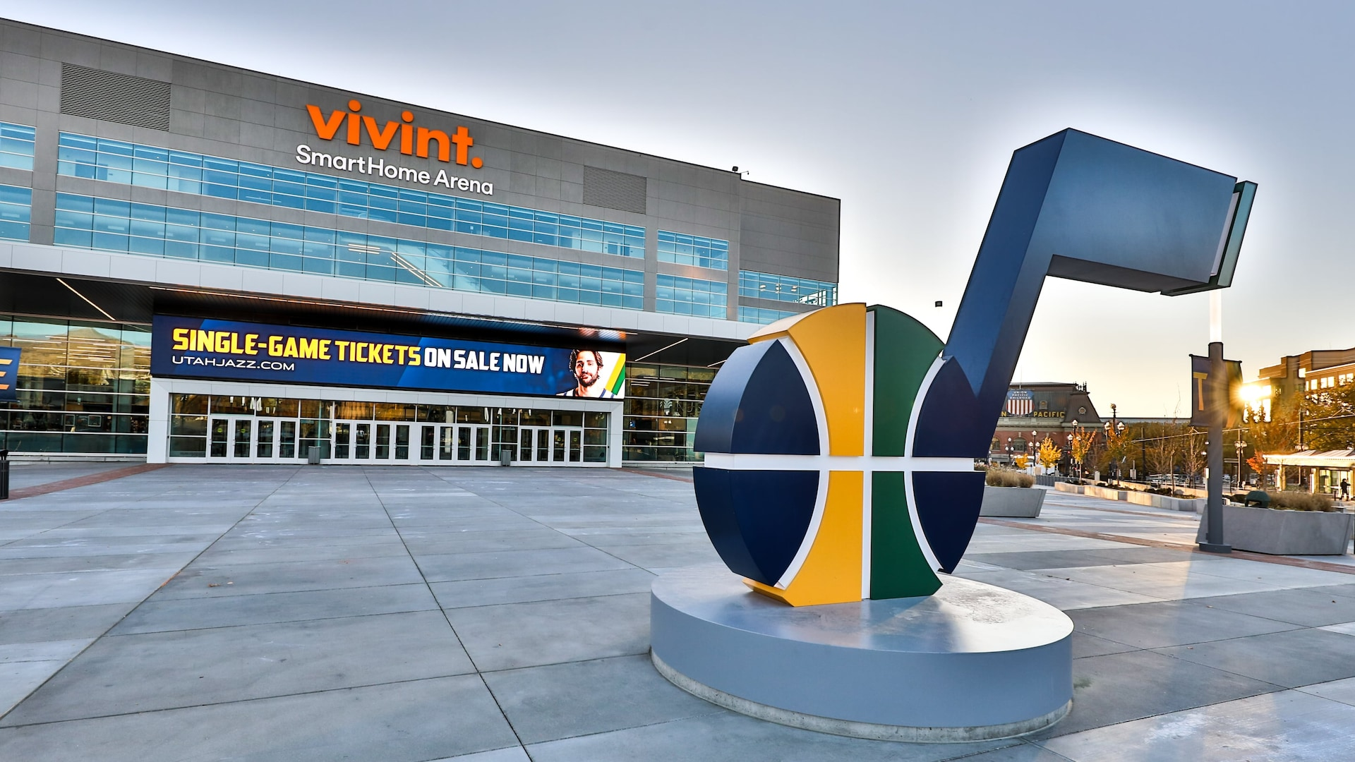 Statements from the Utah Jazz