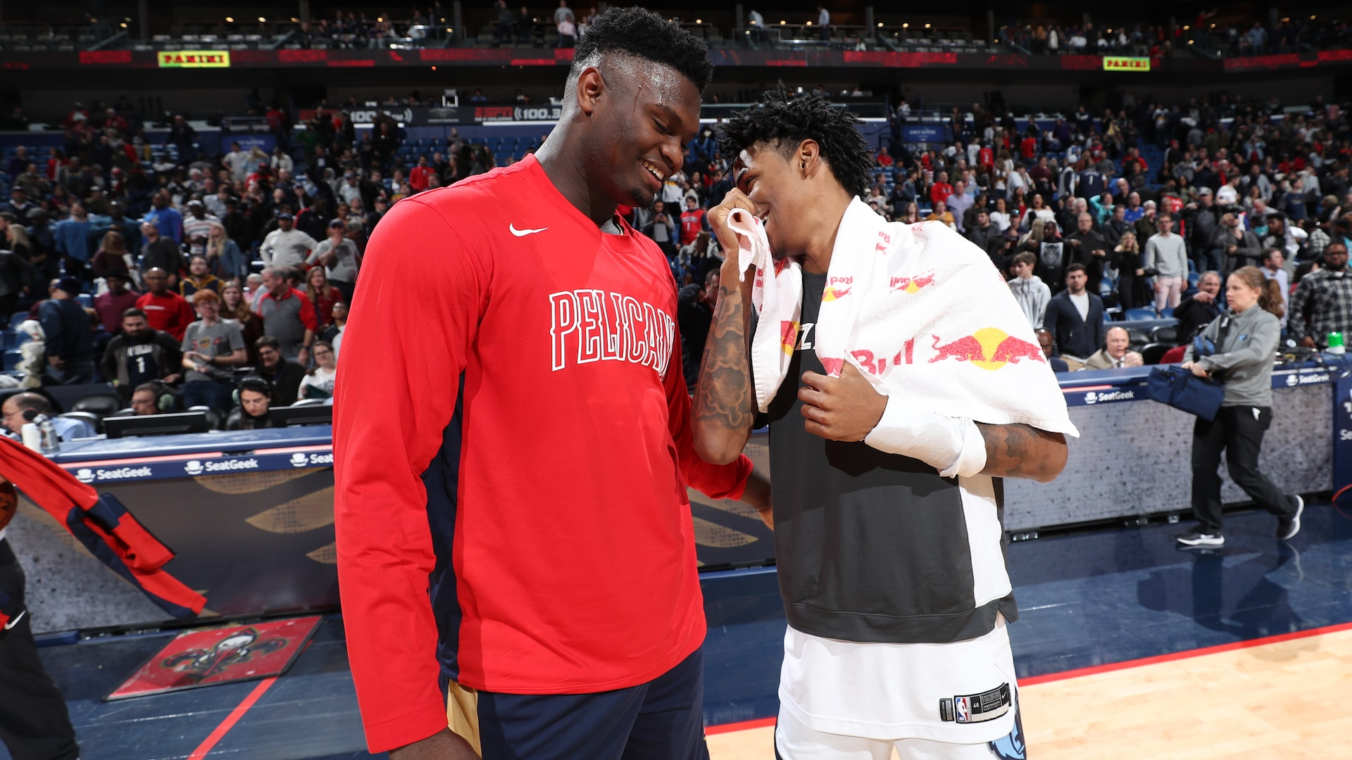 Kia Rookie Ladder: Ja Morant, Zion Williamson make big in-game impressions on LeBron James
