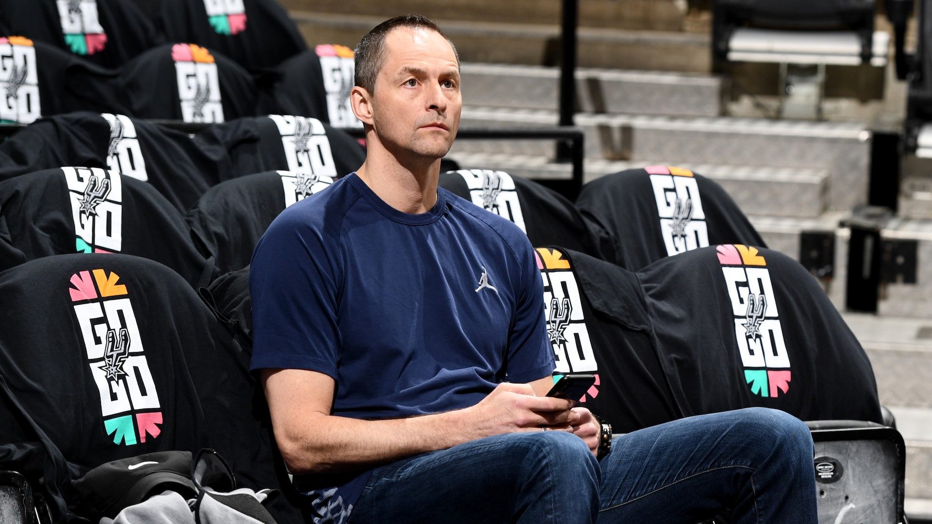 Report: Bulls tab Arturas Karnisovas as executive vice president of basketball operations