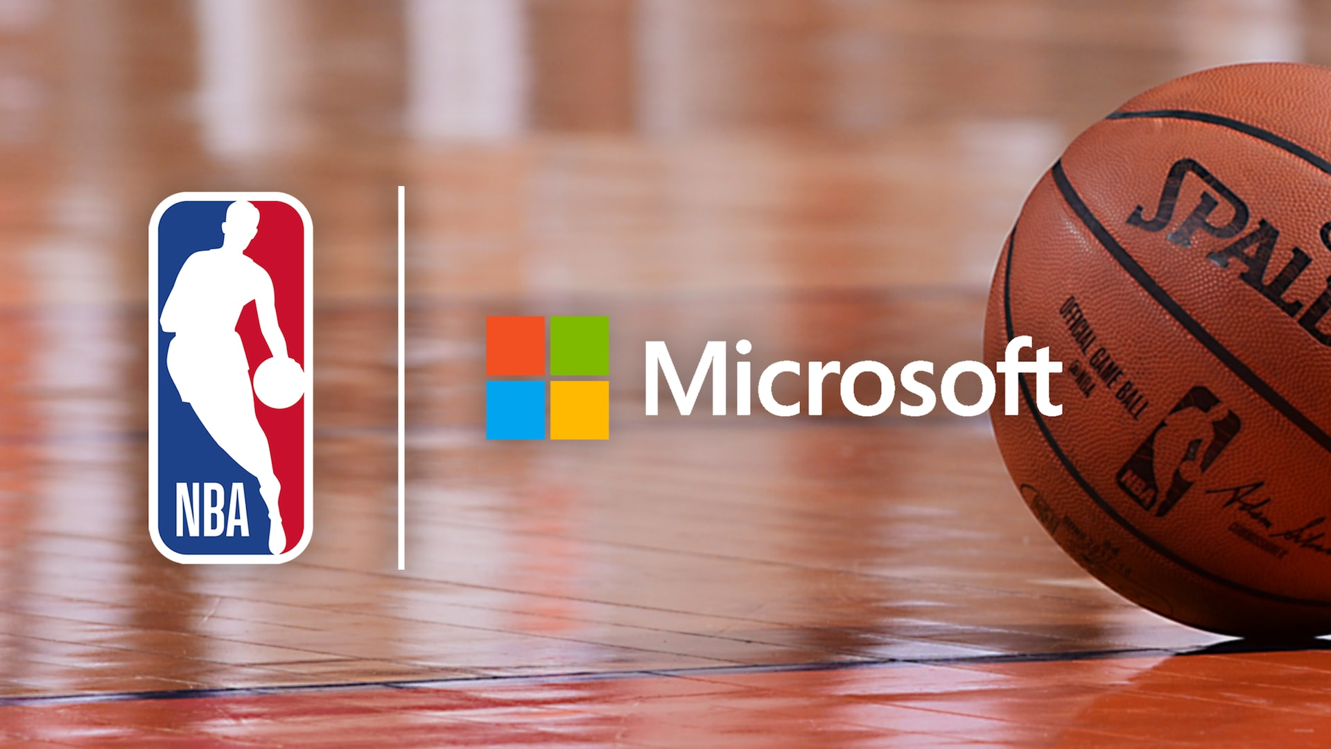 NBA announces new multi-year partnership with Microsoft