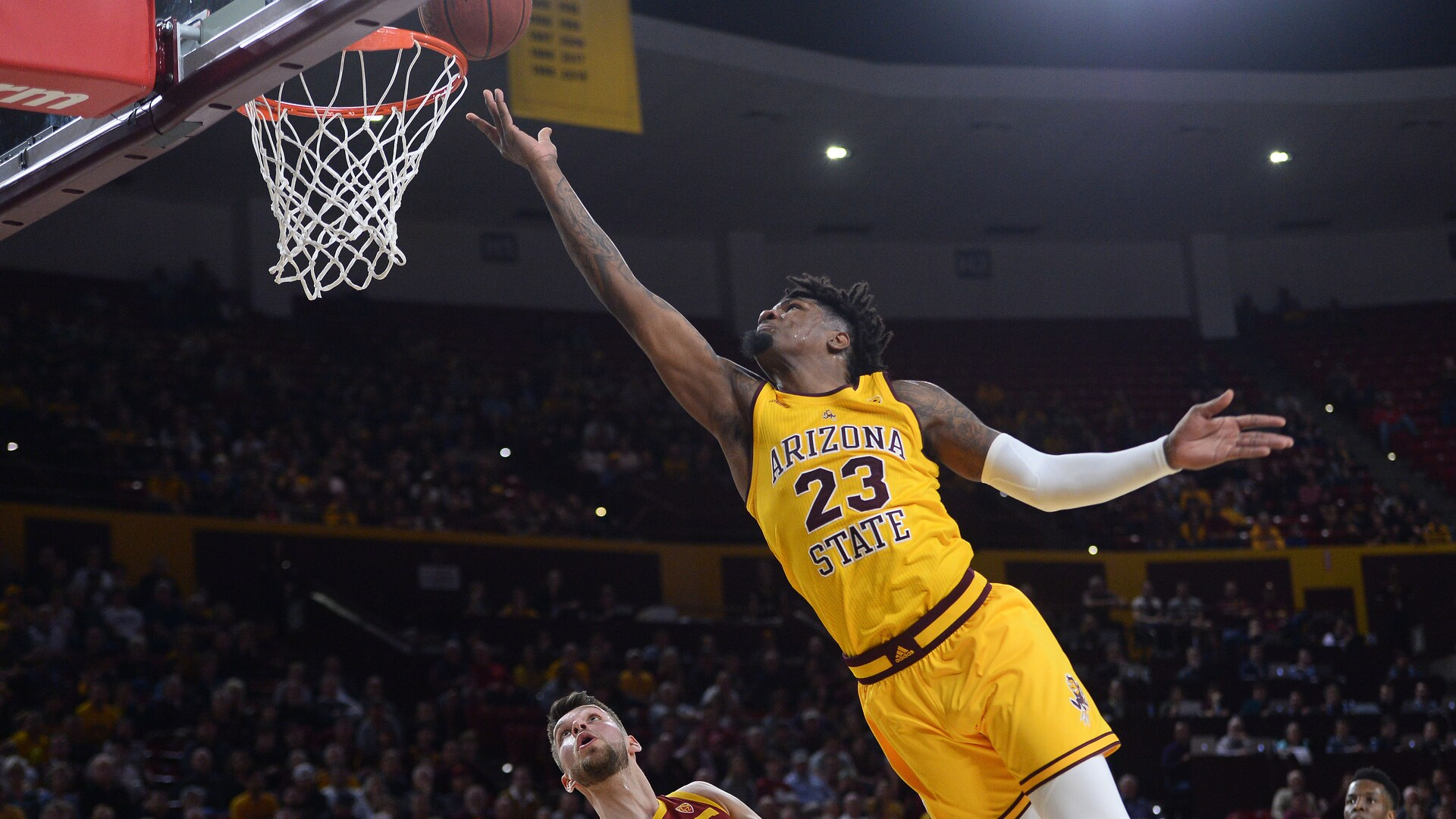 Arizona State's White declares for NBA Draft