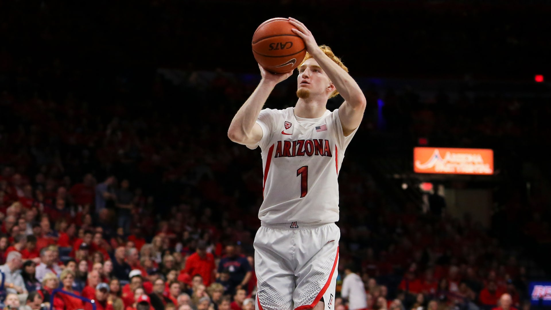 Arizona point guard Mannion declares for NBA Draft