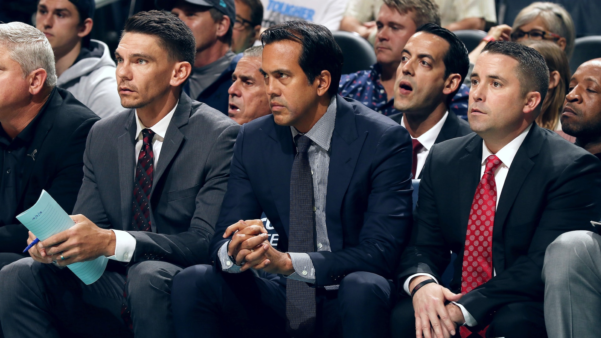 The waiting game: For NBA coaches, that's the new schedule