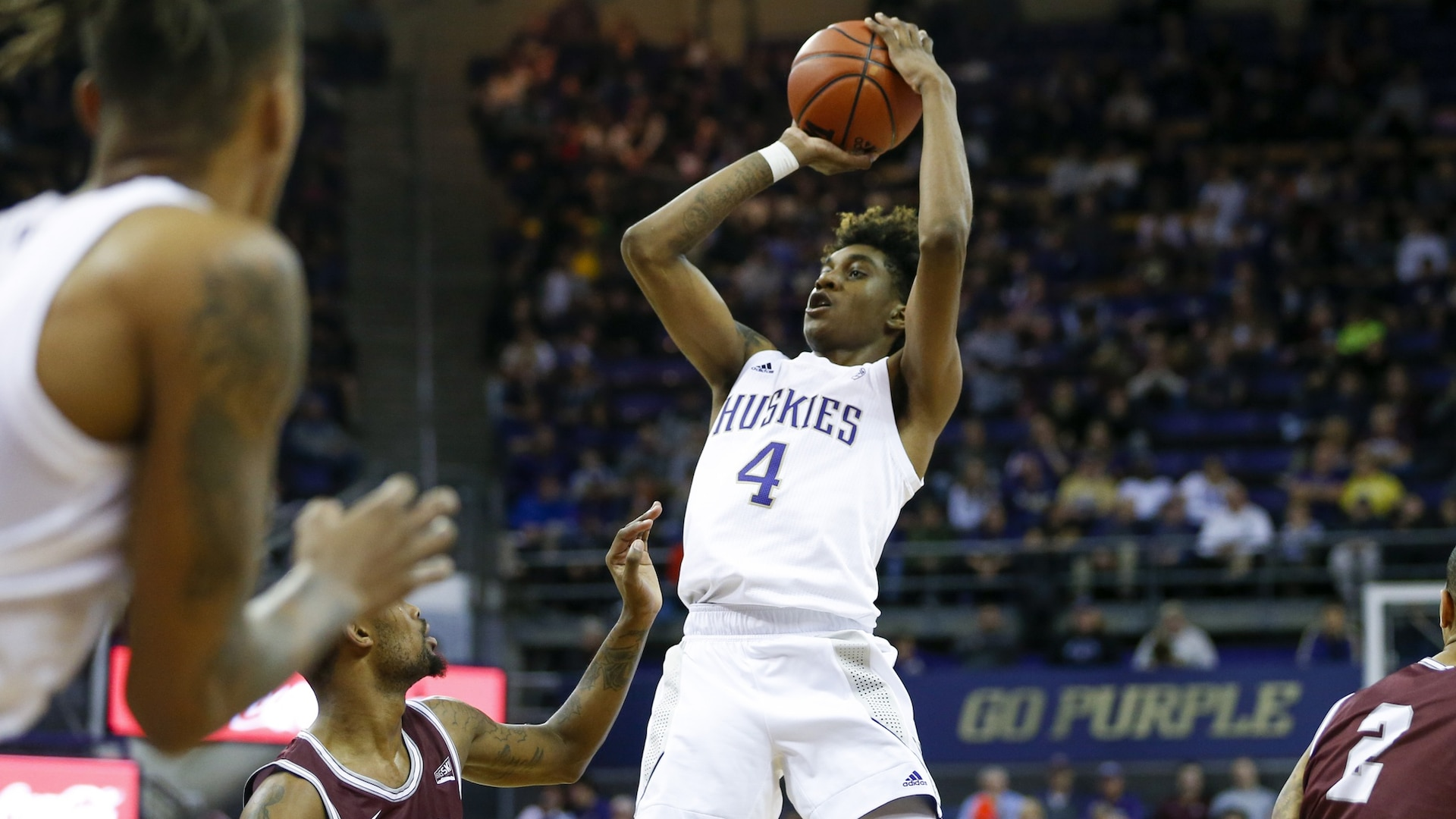 Washington freshman Jaden McDaniels declares for NBA Draft