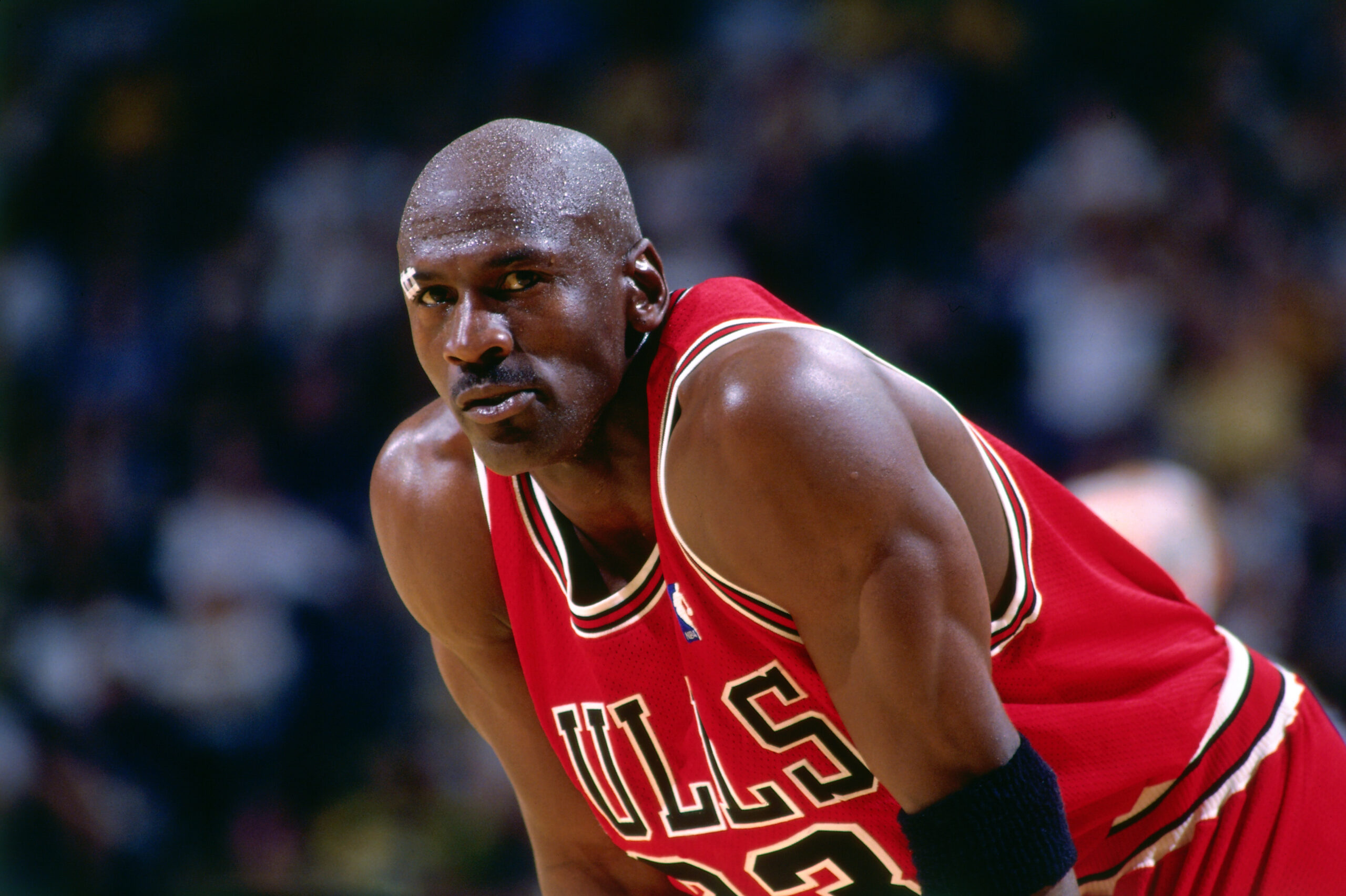 Michael Jordan: Winning 6th title with Bulls was a 'trying year'