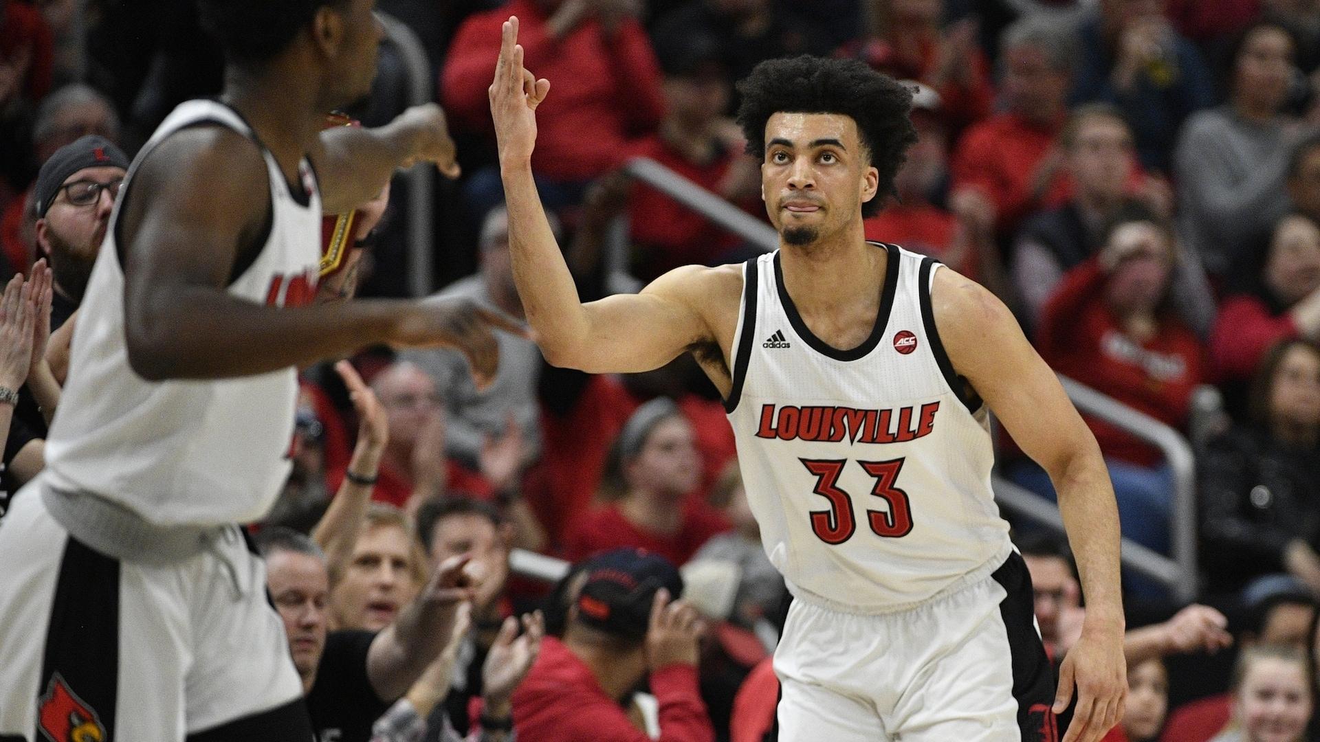 Louisville forward Jordan Nwora declares for NBA Draft