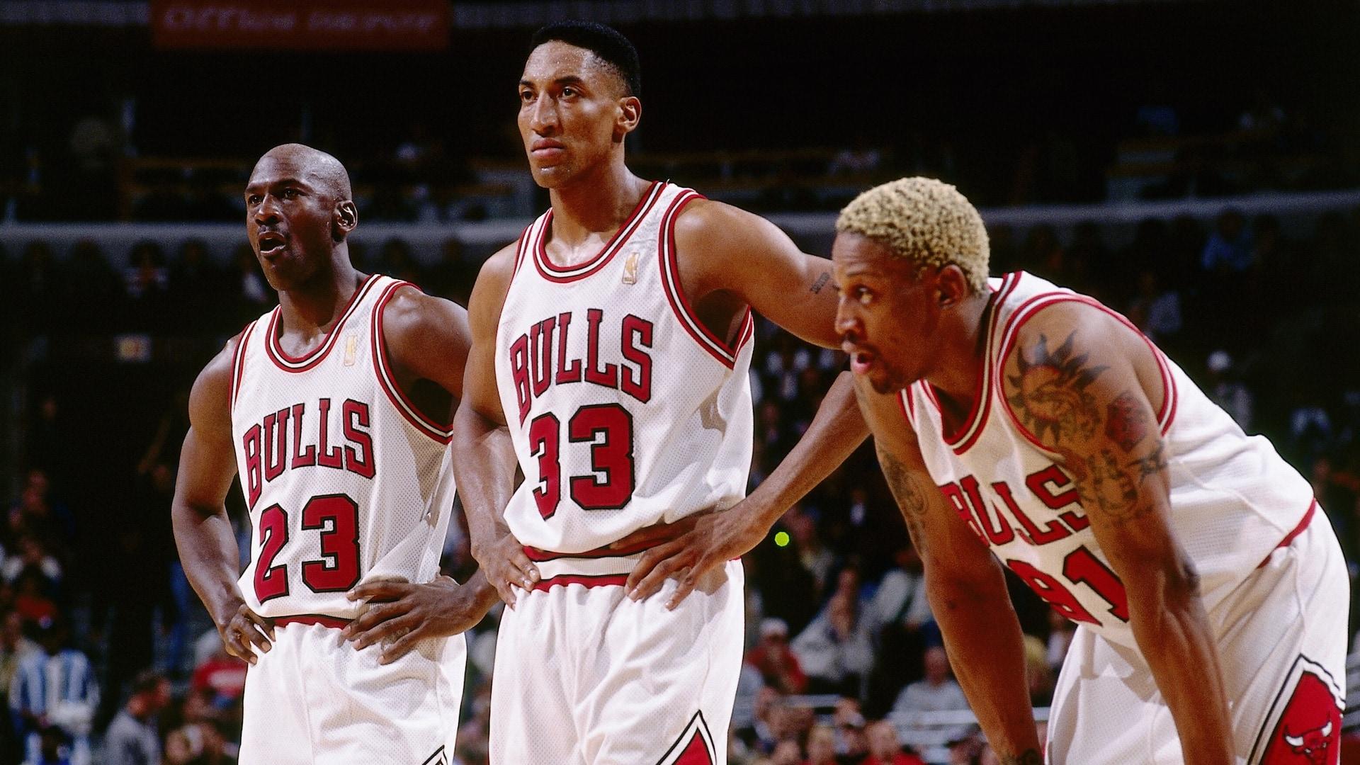 Top Moments: Bulls set NBA record with 72-win season