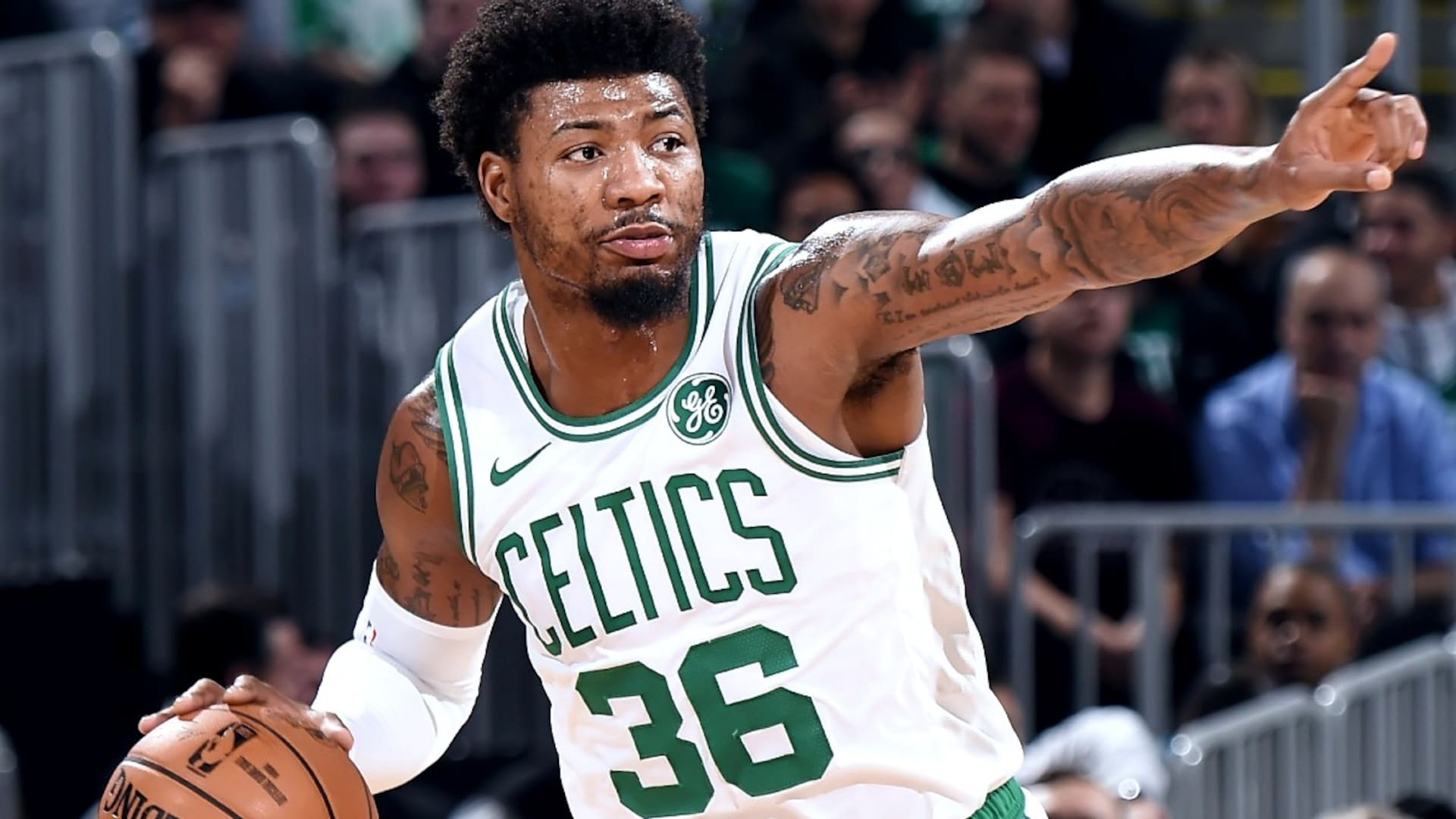 Marcus Smart's foundation to provide meals to frontline workers throughout New England