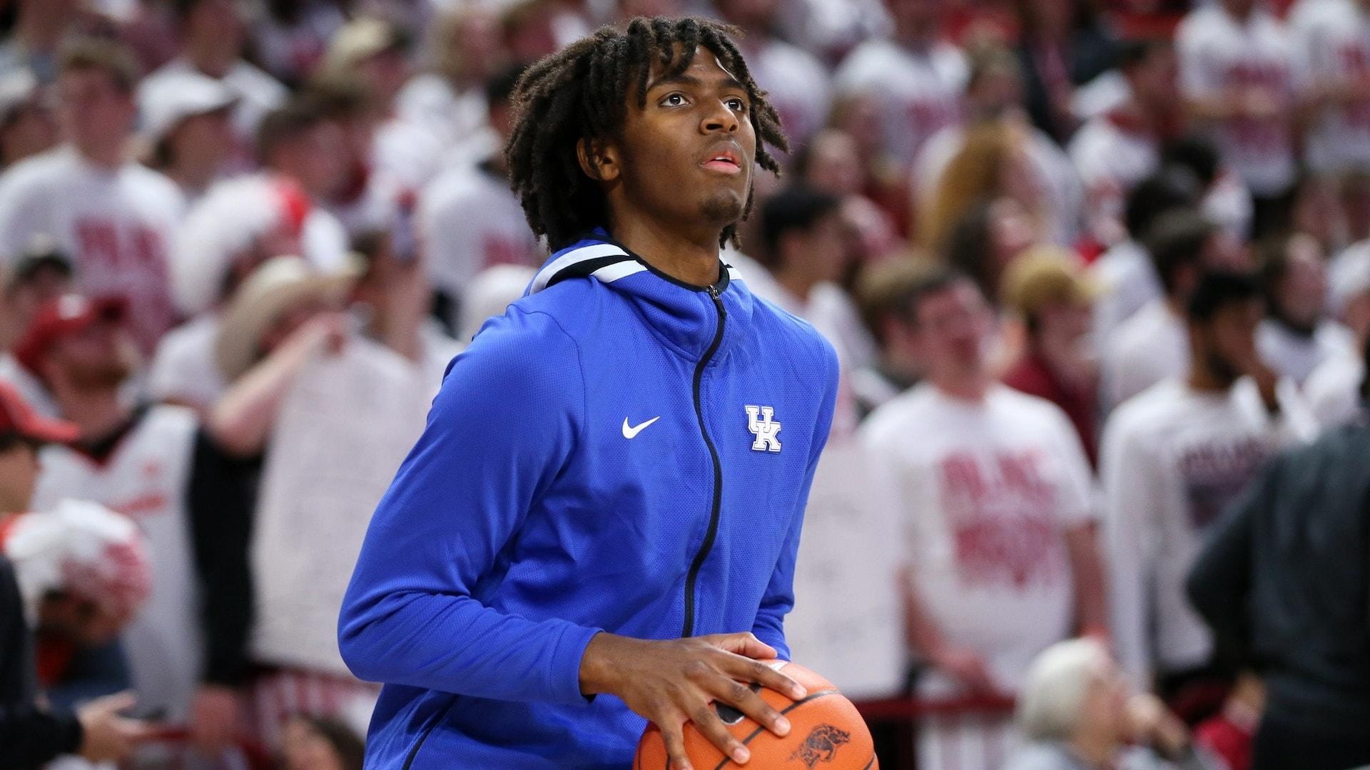 Kentucky freshman Tyrese Maxey declares for NBA Draft