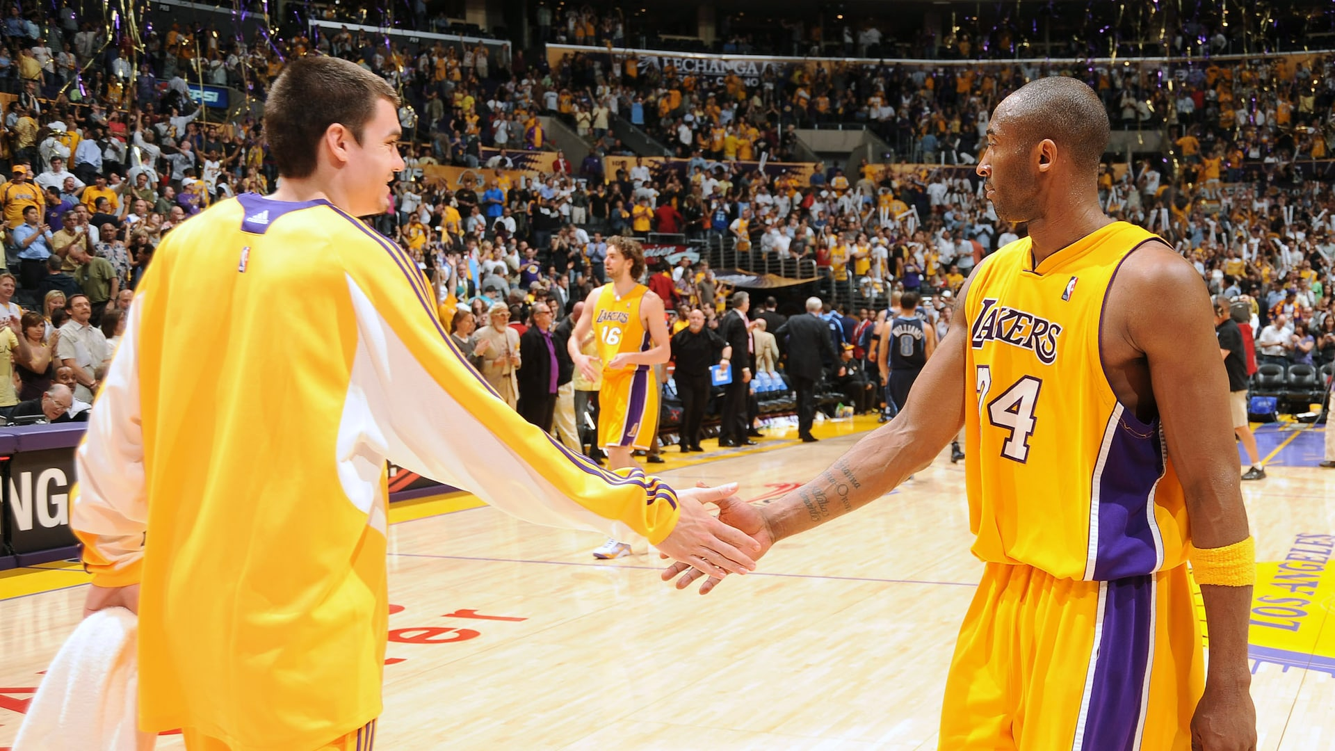 Social media roundup: Adam Morrison fondly recalls Kobe Bryant's kind gesture