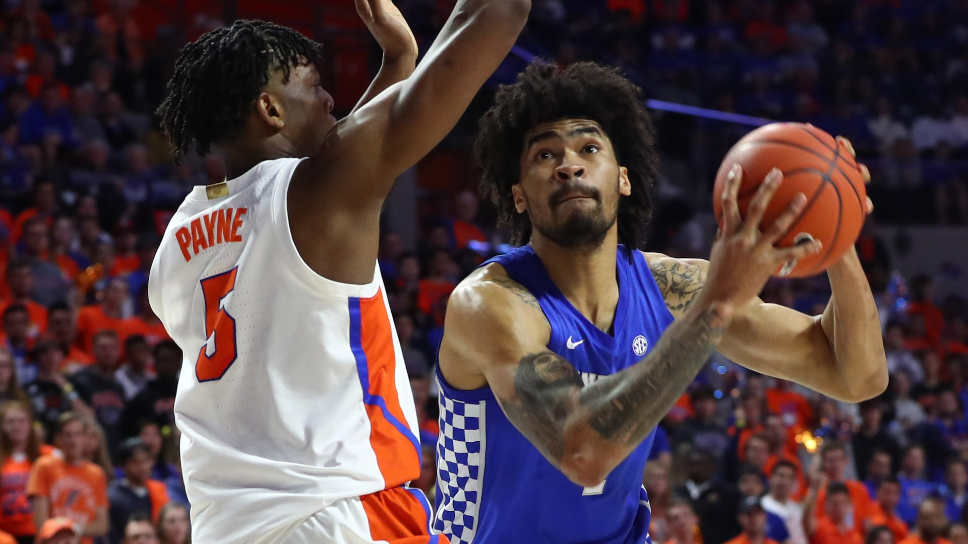 Nick Richards latest Kentucky player to declare for NBA draft