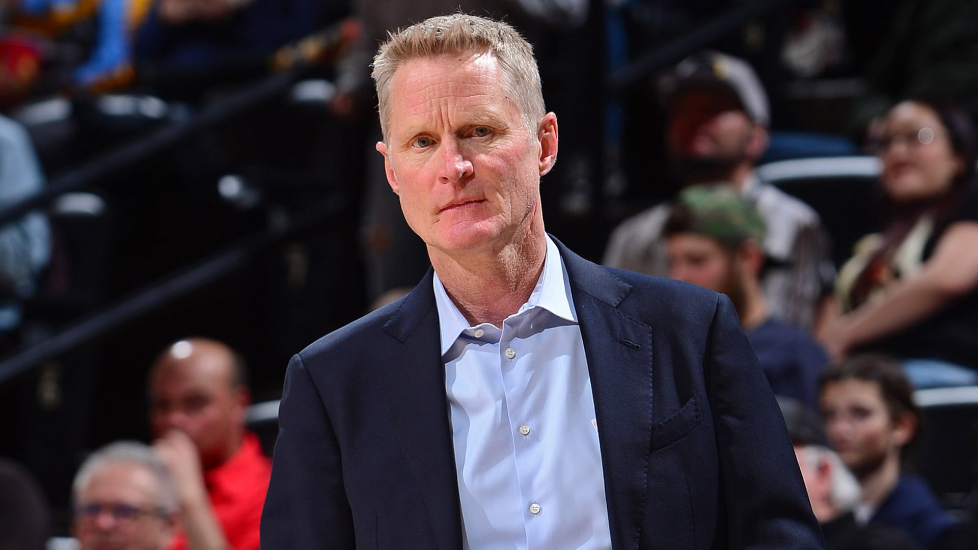 Steve Kerr says NBA season hiatus 'feels like the offseason' for Warriors