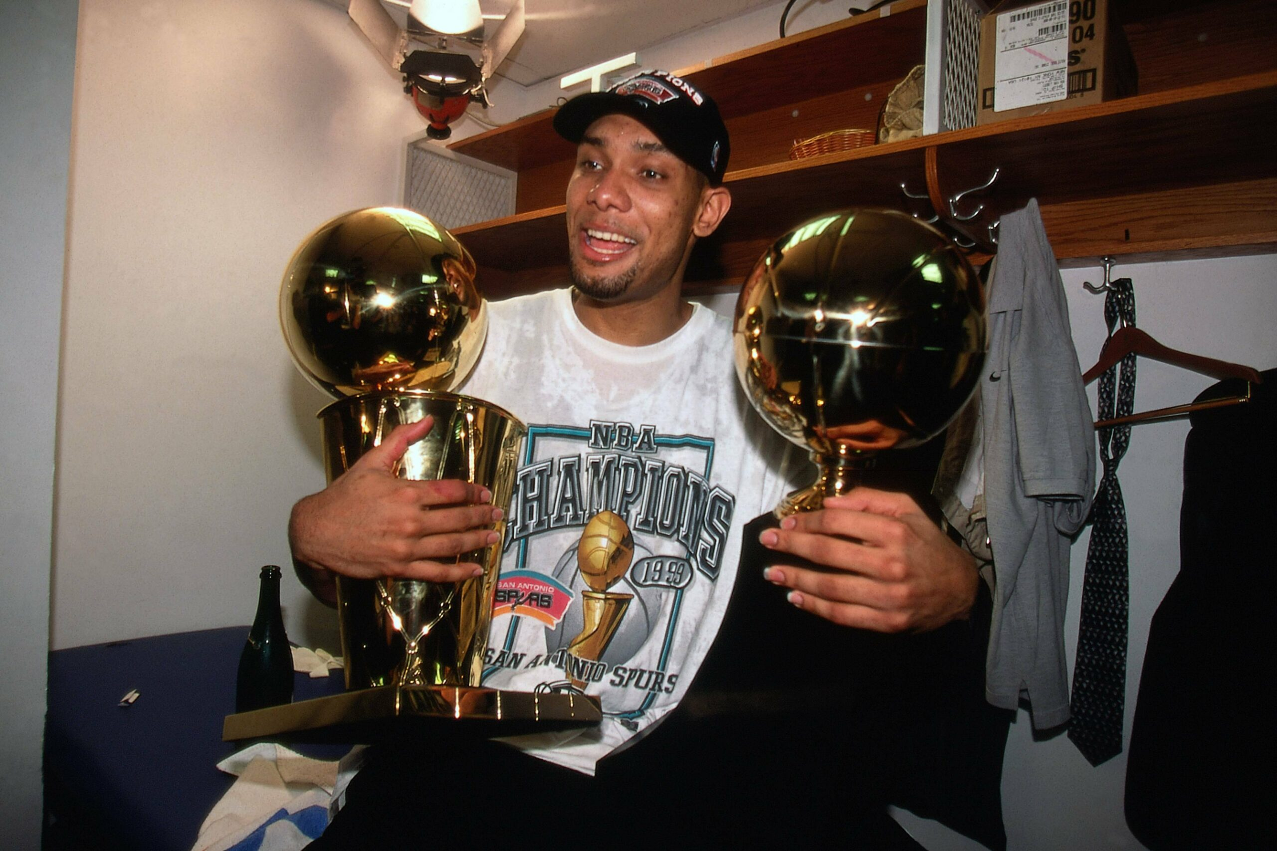 Every NBA Finals MVP Ever