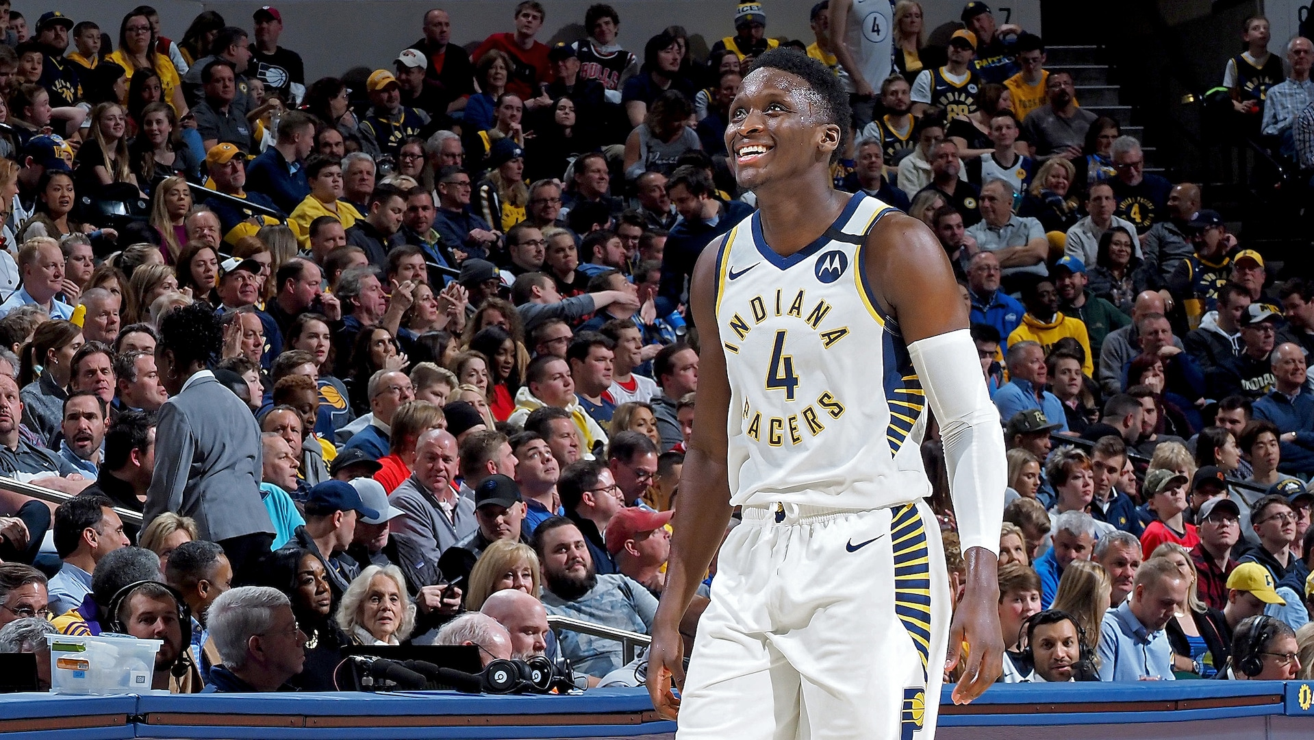 Victor Oladipo caps emotional week with winning return to action for Pacers